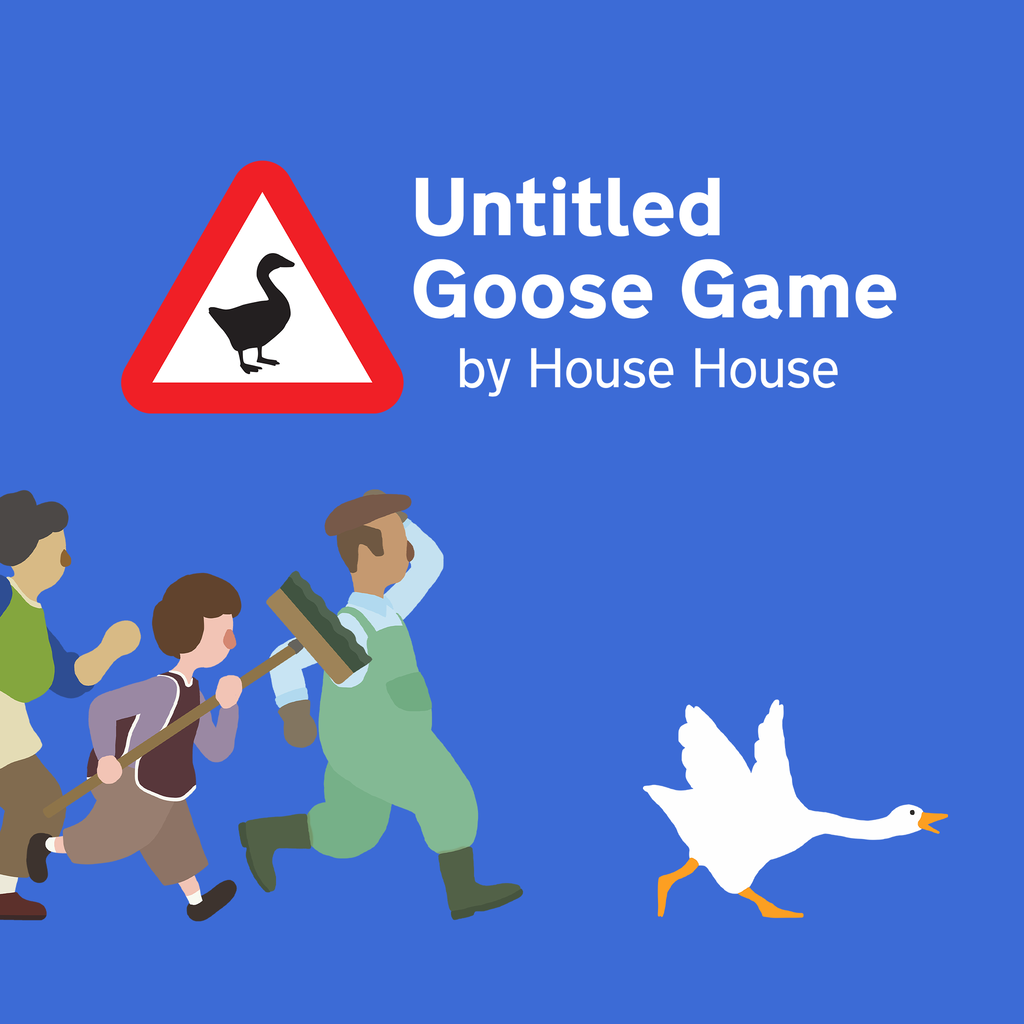 Untitled Goose Game on PS4 | Official PlayStation™Store US