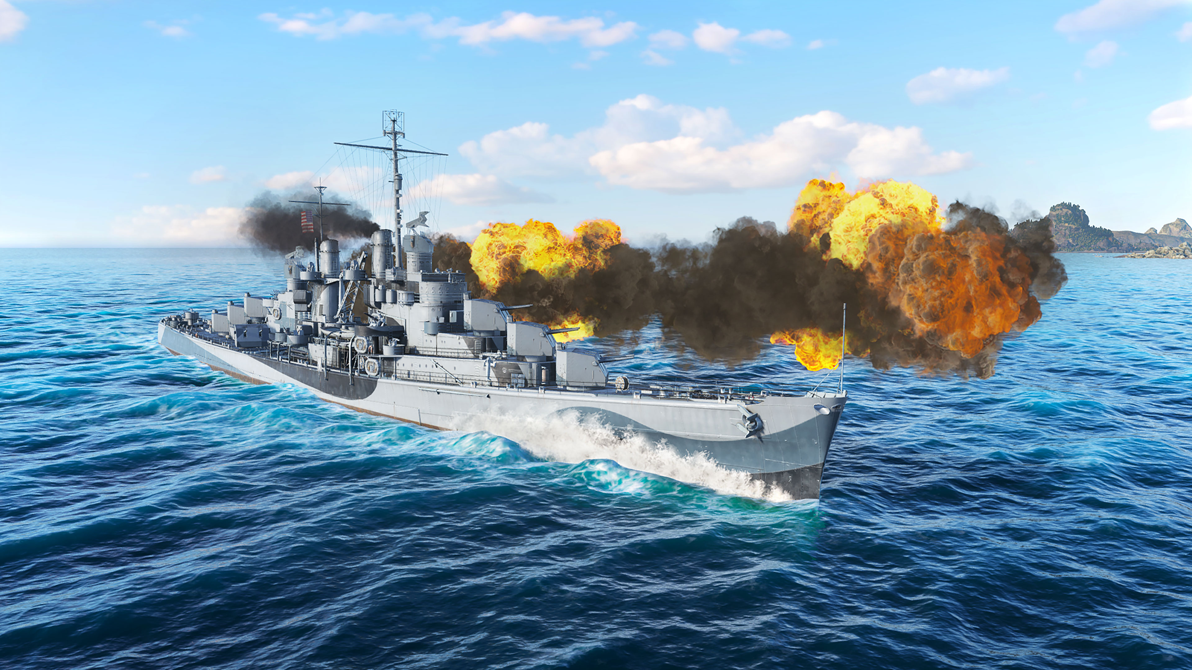 WORLD OF WARSHIPS: LEGENDS on PS4   Official PlayStation™Store US