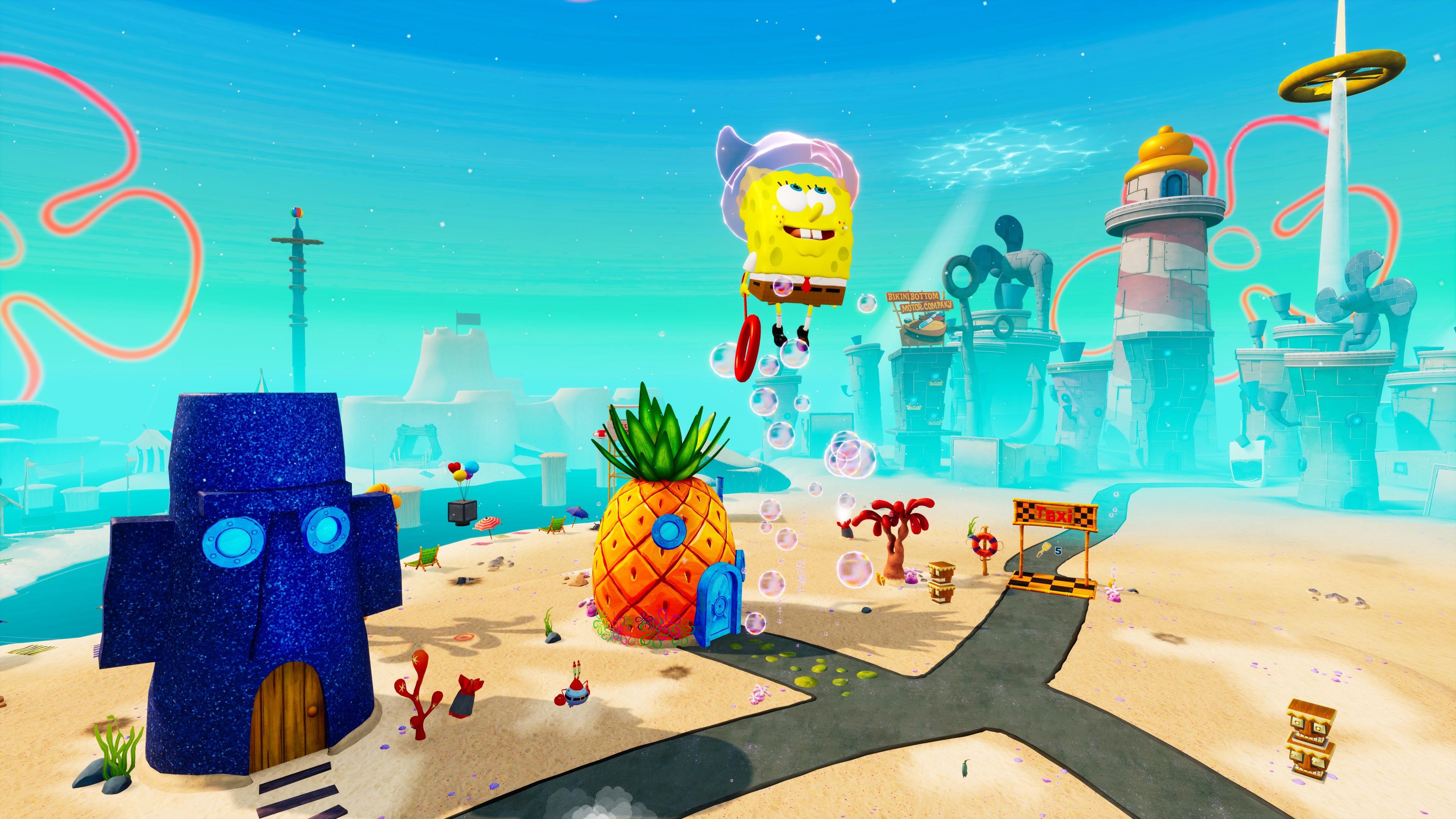 Скриншот №1 к Губка Боб Квадратные Штаны