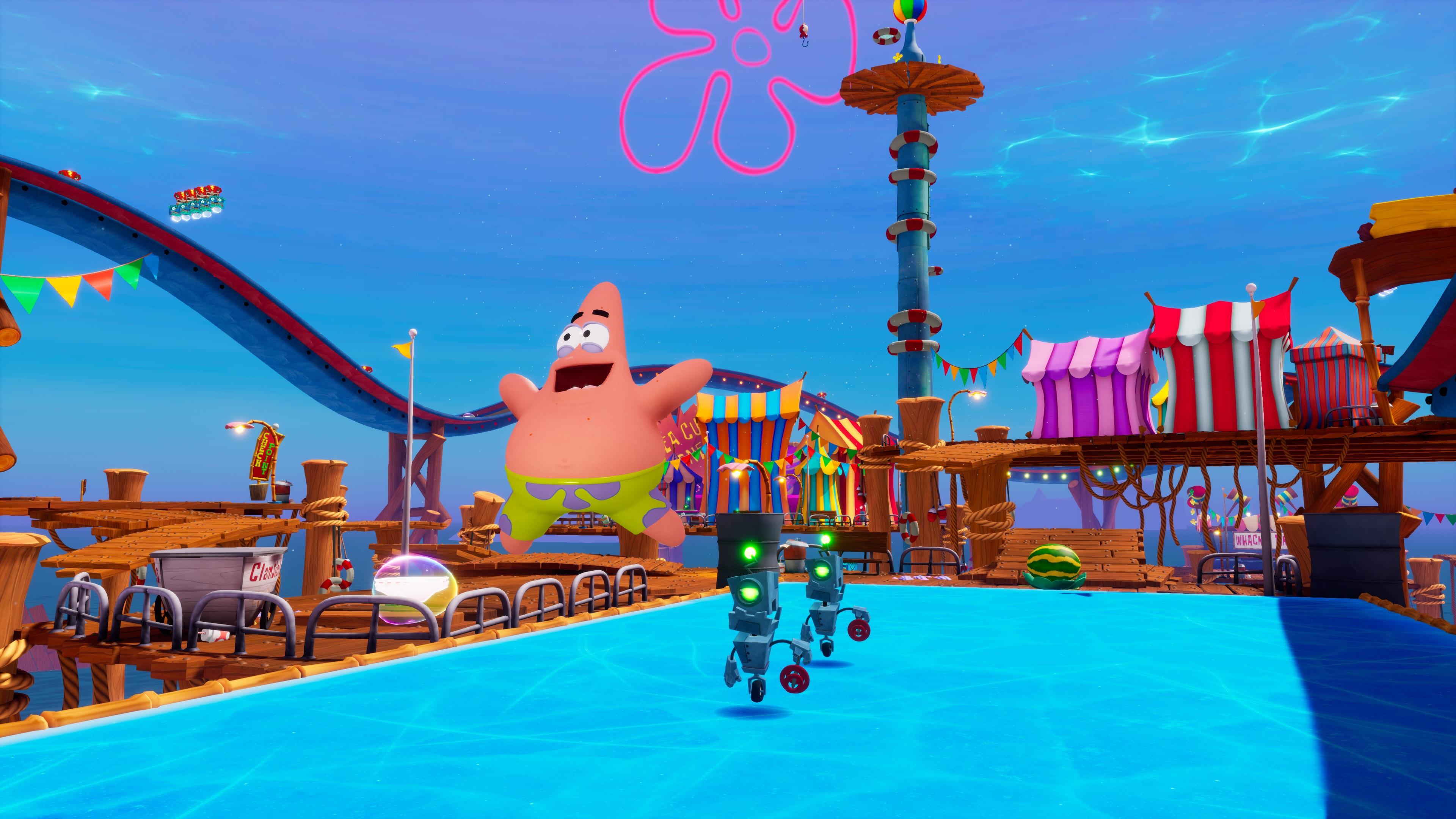 Скриншот №3 к Губка Боб Квадратные Штаны