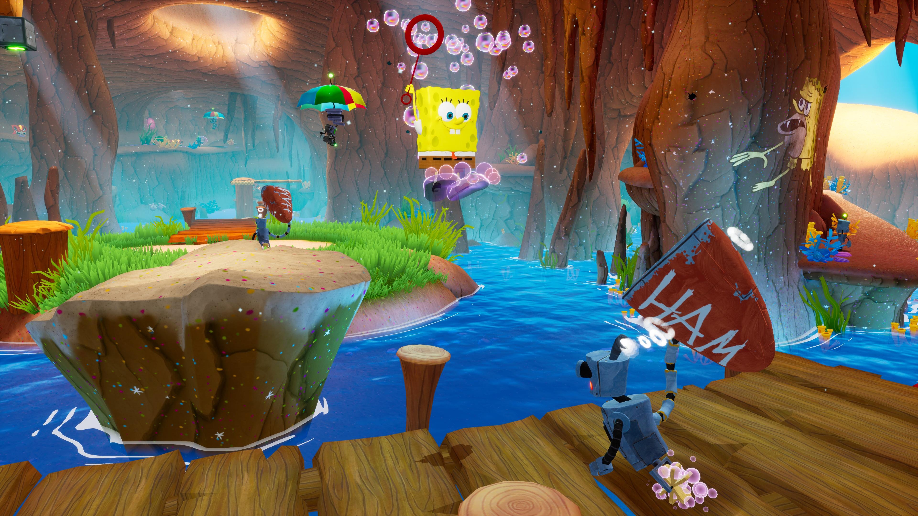 Скриншот №2 к Губка Боб Квадратные Штаны