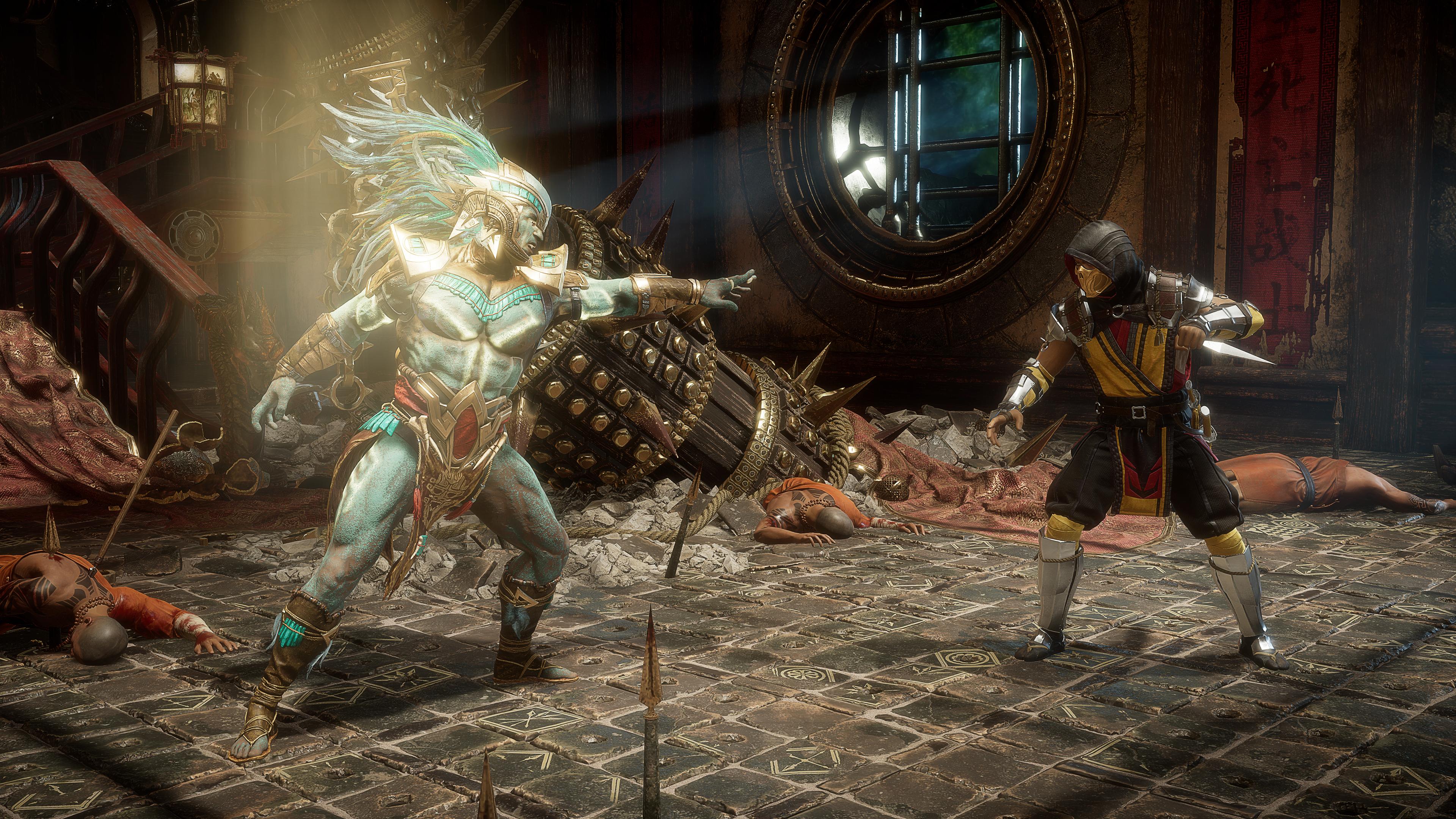 Скриншот №6 к MortalKombat11