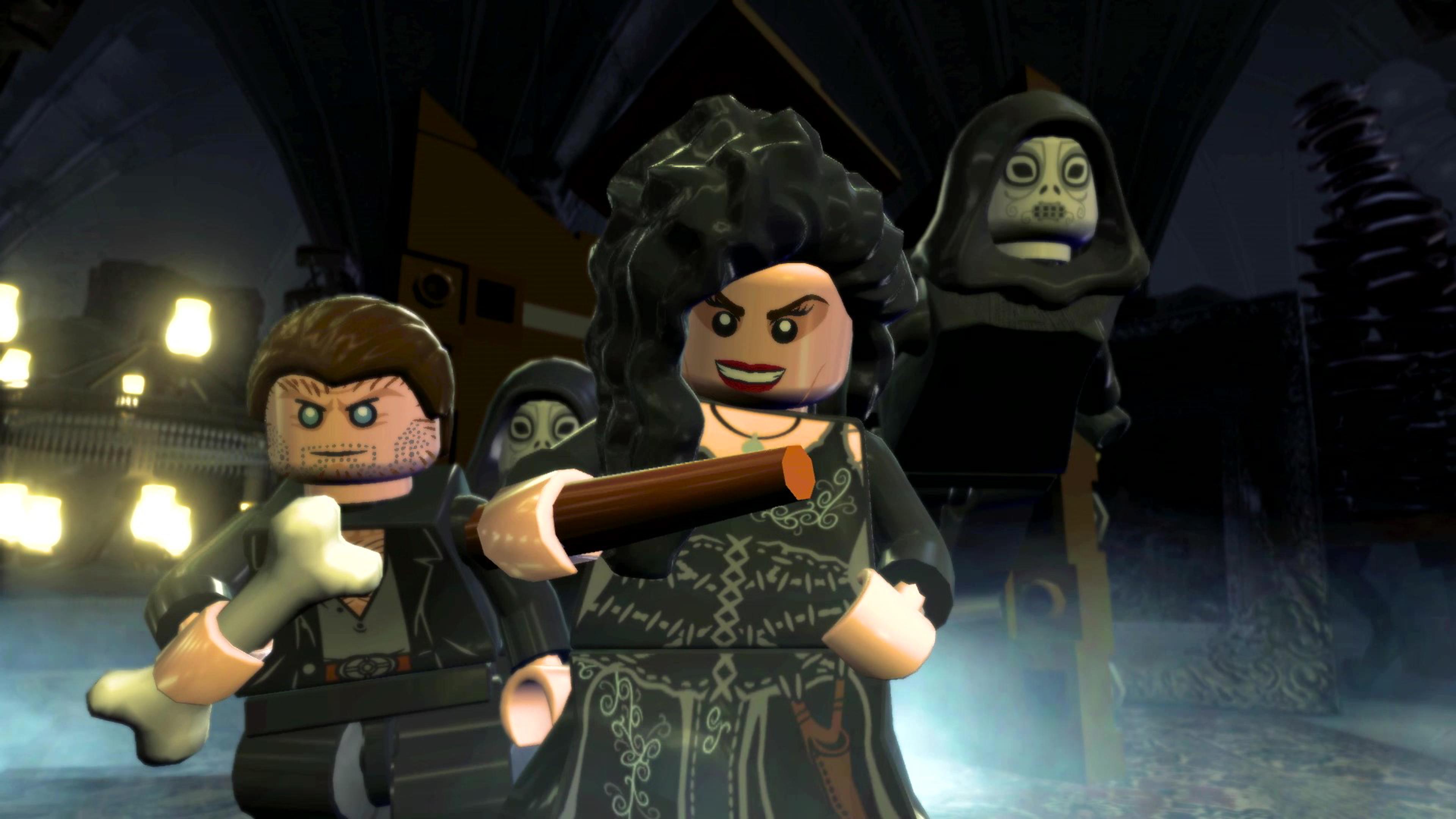 Скриншот №8 к Коллекция LEGO Harry Potter
