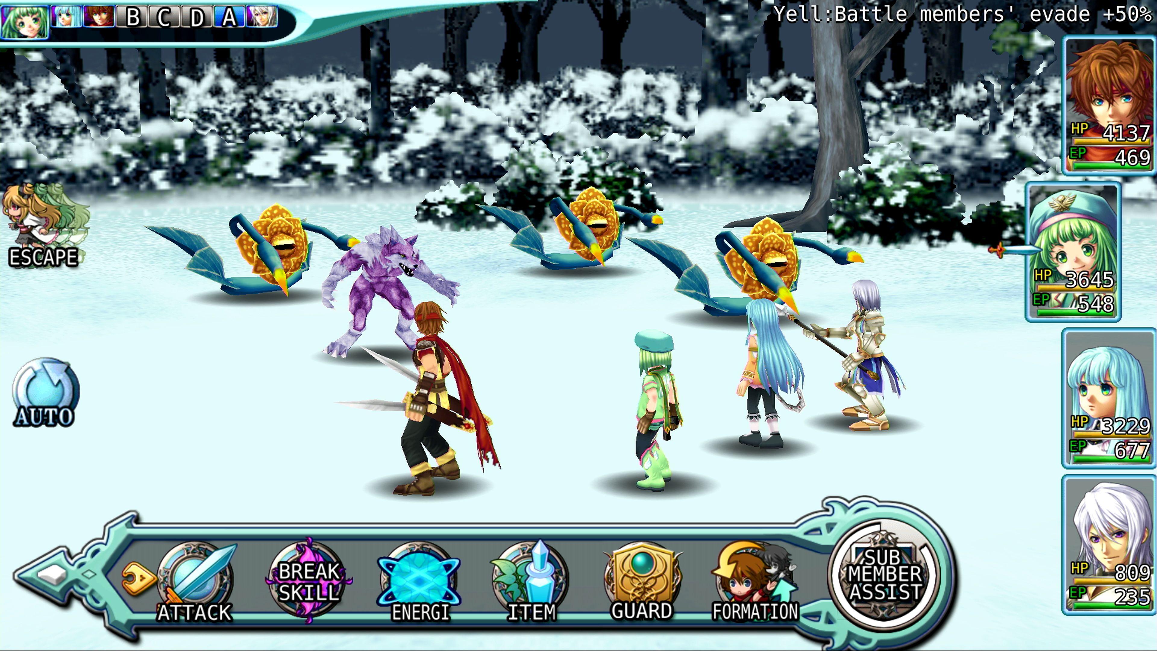 Скриншот №7 к Alphadia Genesis