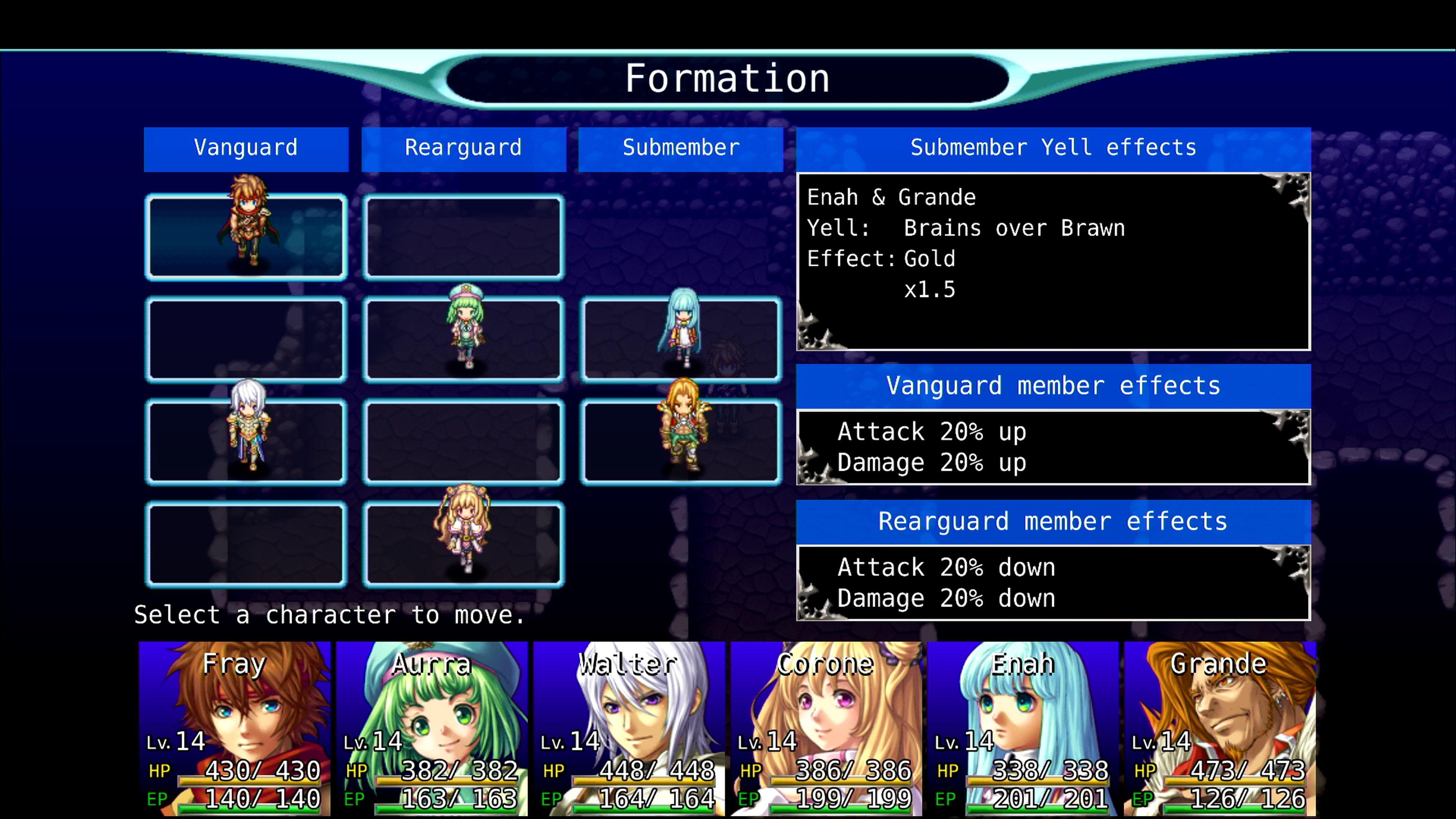 Скриншот №8 к Alphadia Genesis
