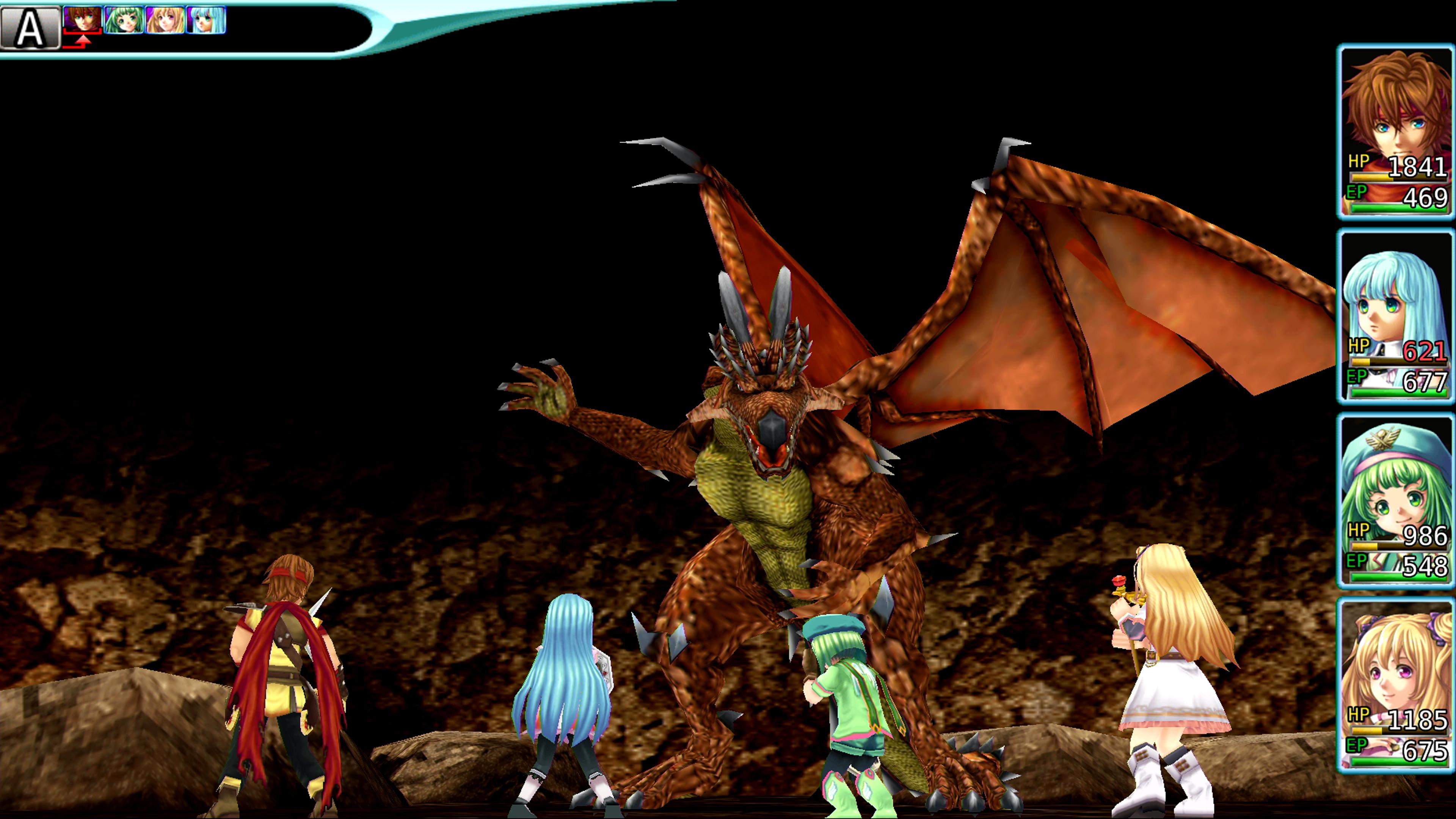 Alphadia Genesis for PlayStation