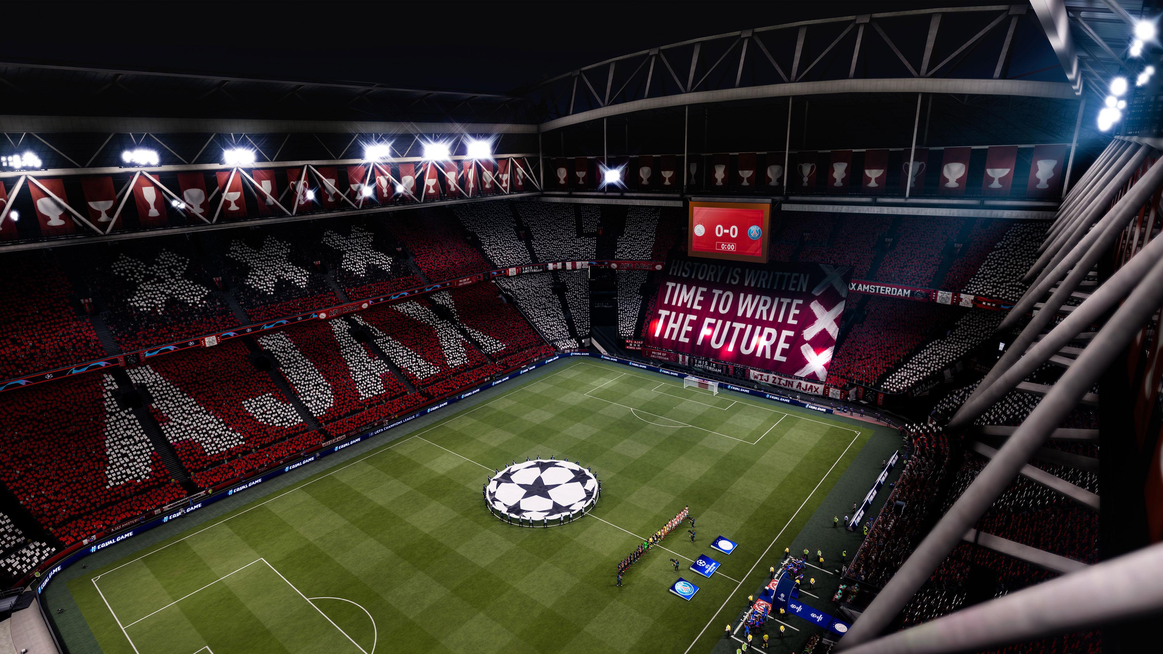 Скриншот №4 к FIFA 21 стандартное издание PS4 and PS5