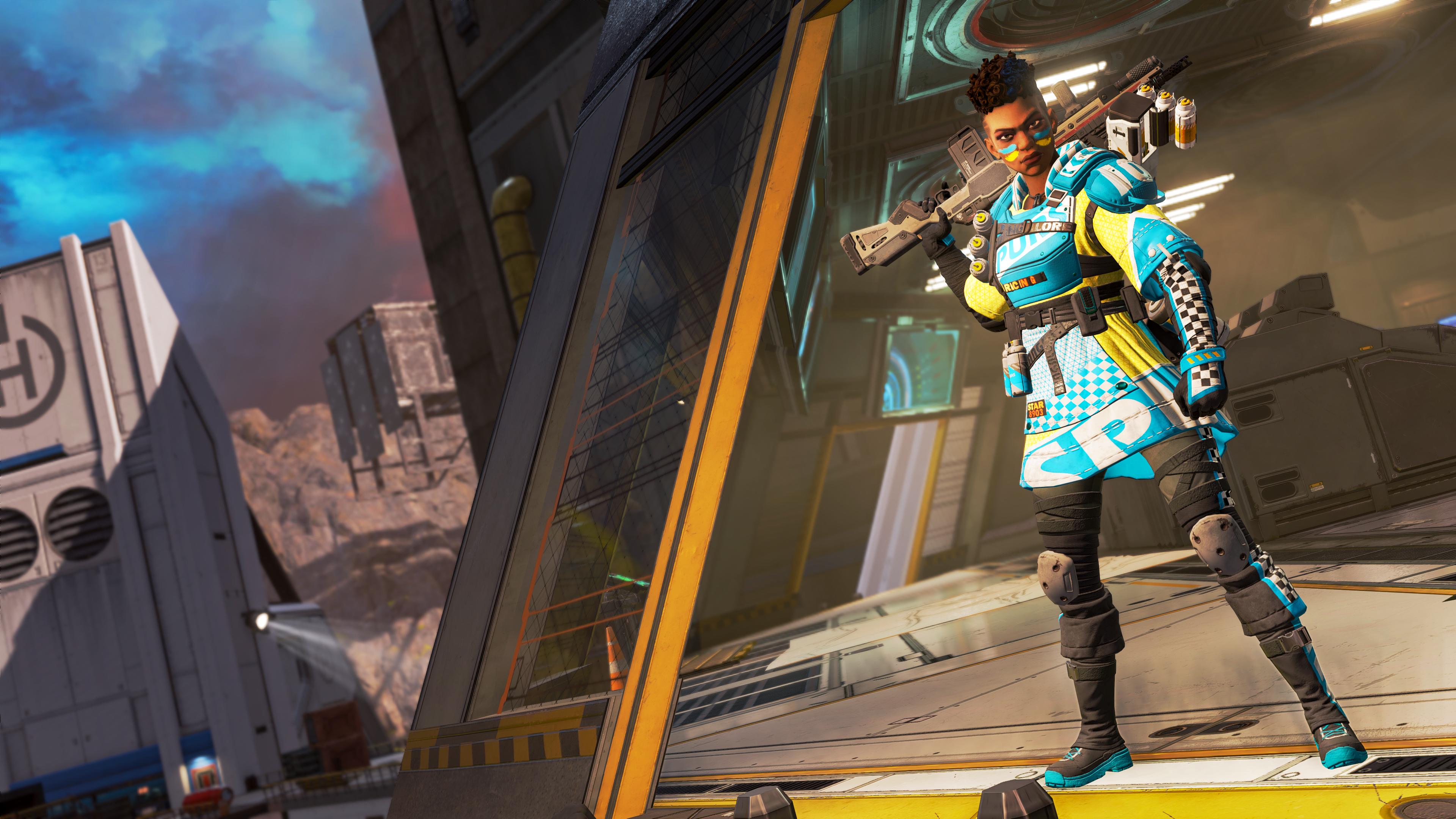 Скриншот №1 к Apex Legends™