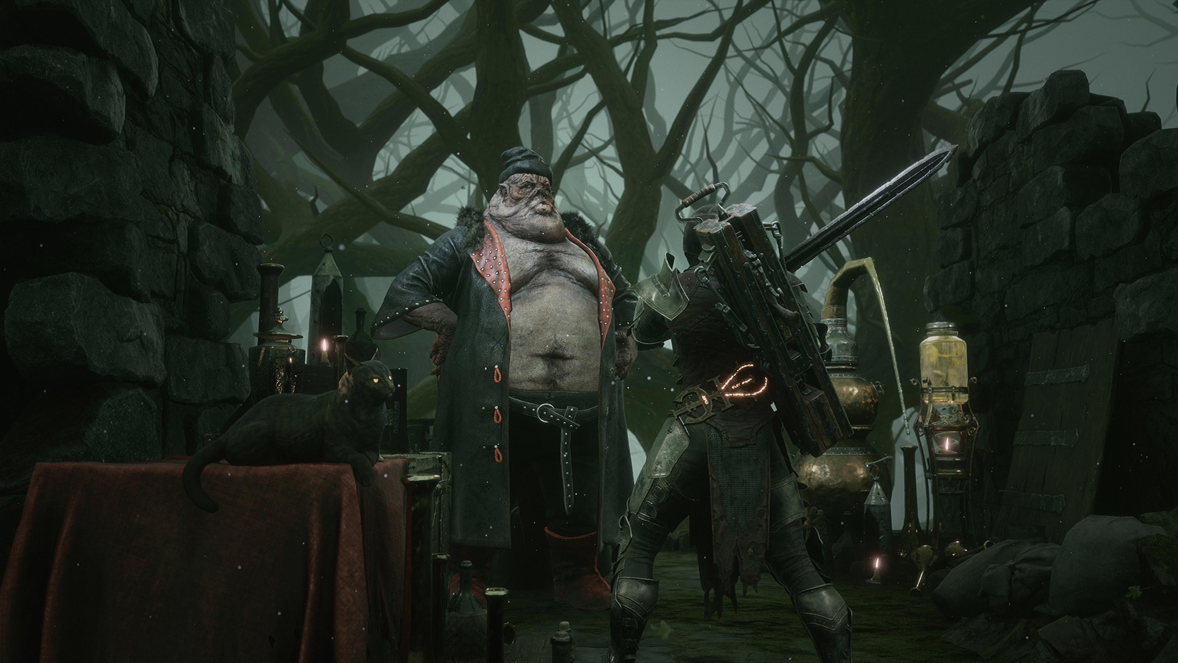 Скриншот №4 к Mortal Shell