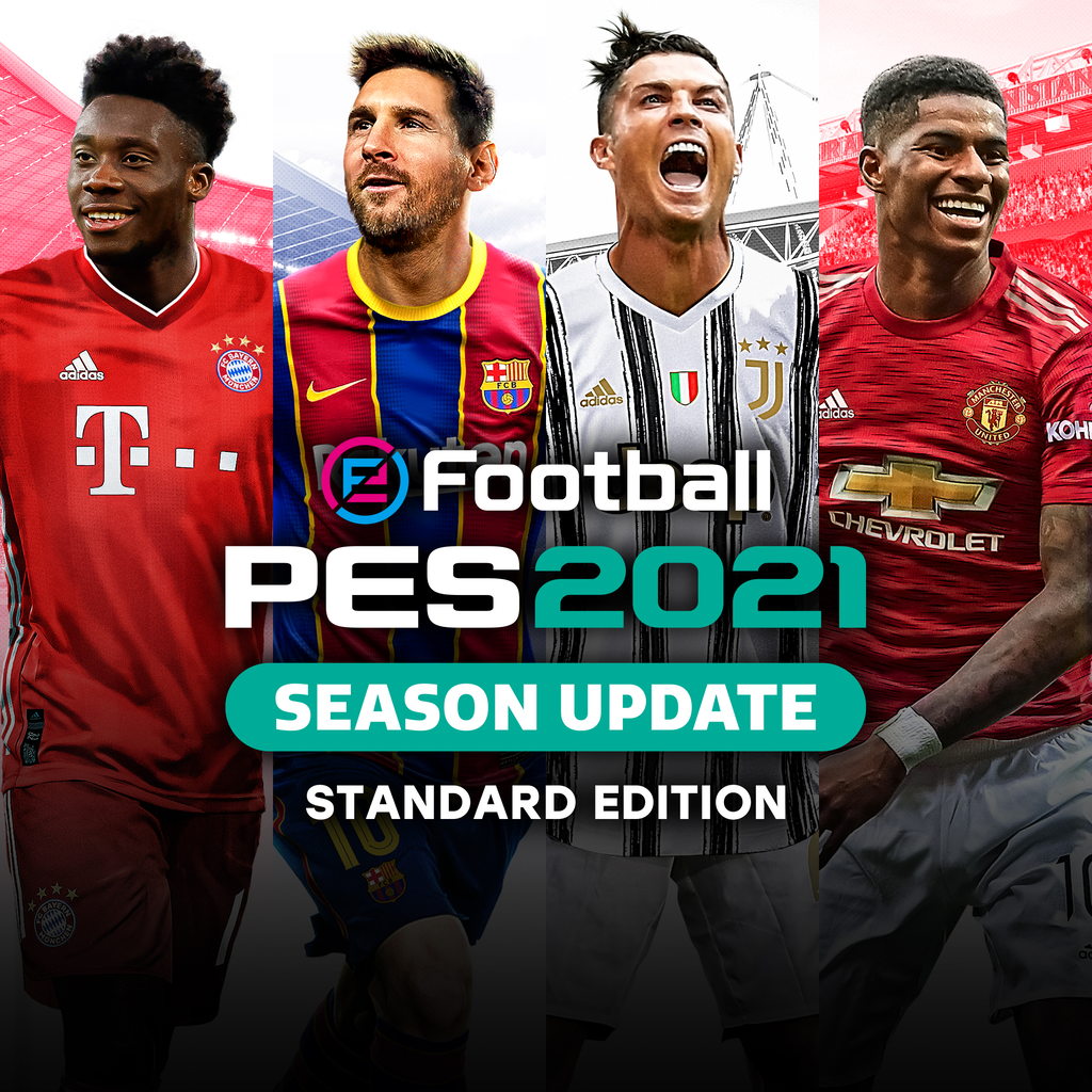 eFootball PES 2021 SEASON UPDATE STANDARD EDITION on PS4 | Official  PlayStation™Store US