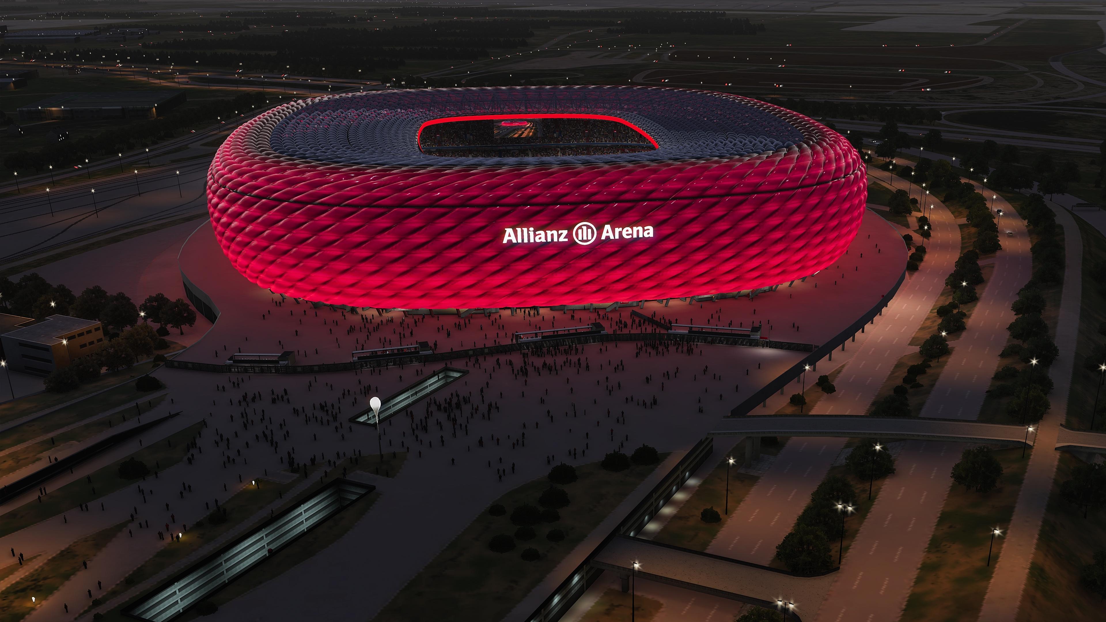 Скриншот №5 к eFootball PES 2021 SEASON UPDATE FC BAYERN MÜNCHEN EDITION