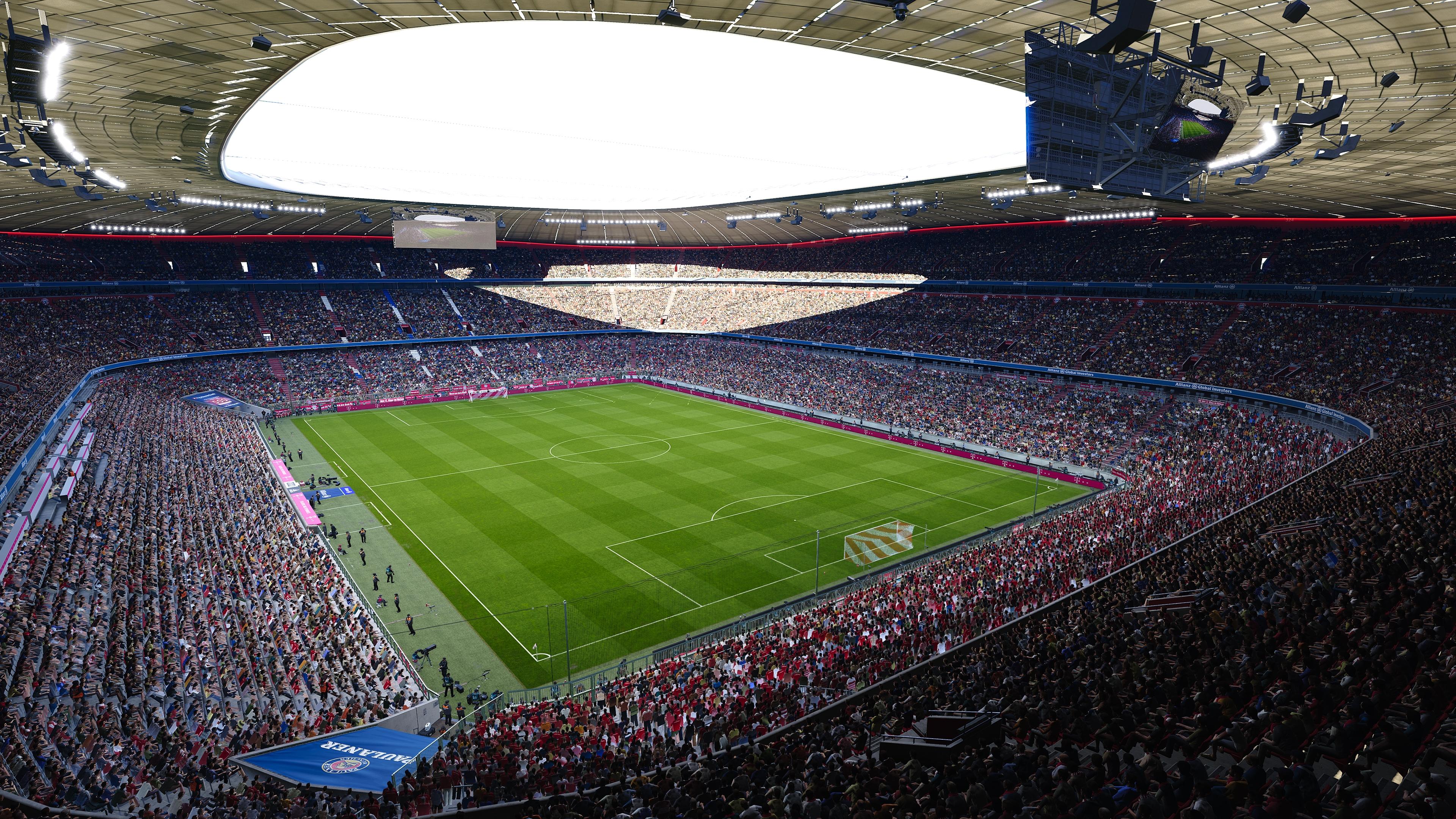 Скриншот №4 к eFootball PES 2021 SEASON UPDATE FC BAYERN MÜNCHEN EDITION
