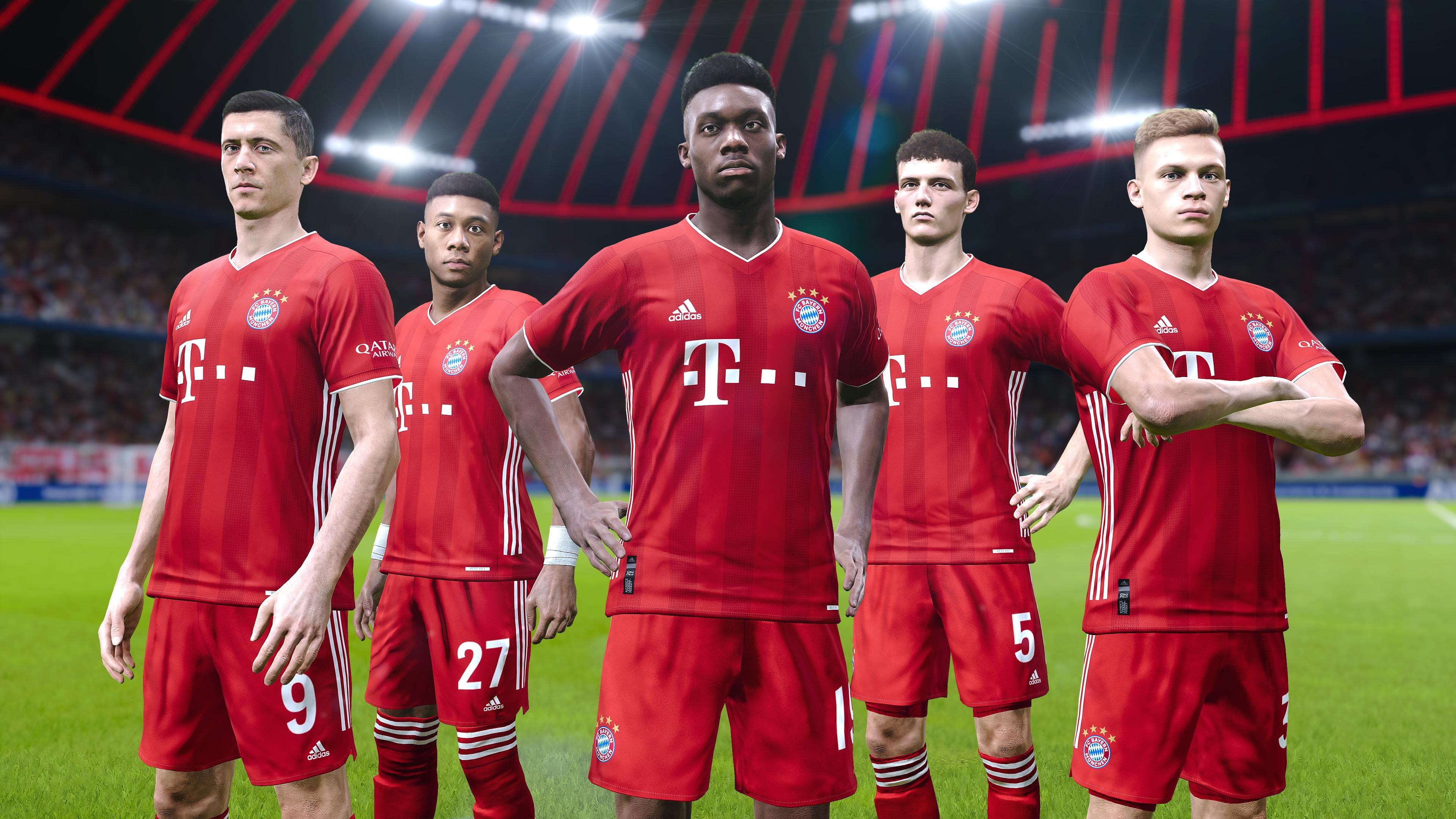 Pes 2021 Fc Bayern