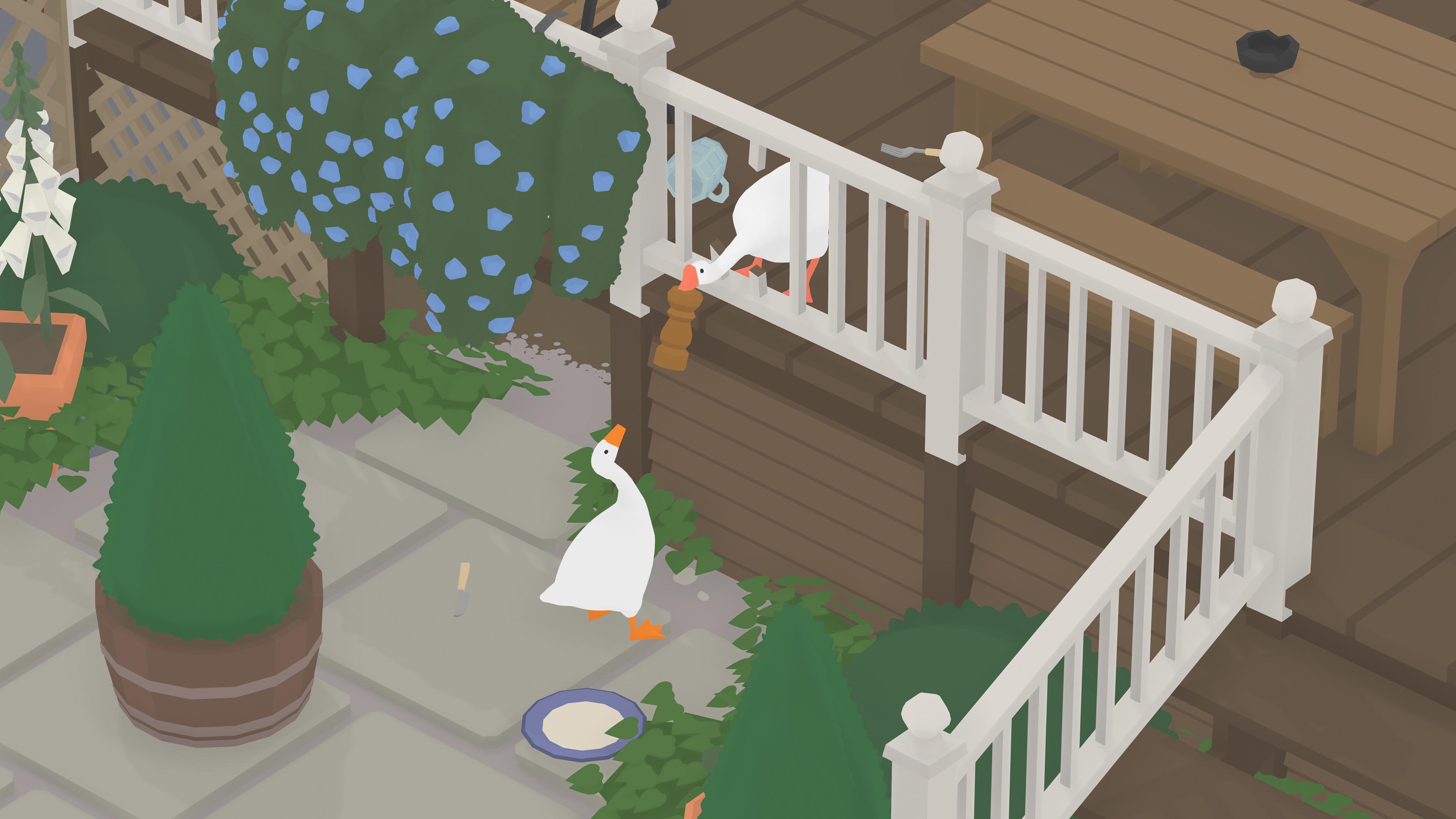 Скриншот №7 к Untitled Goose Game