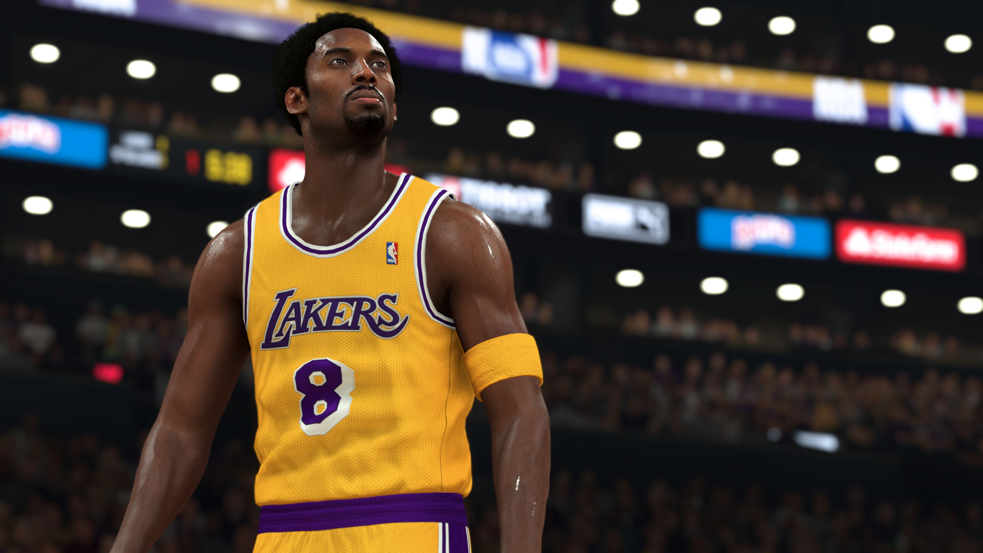 Скриншот №4 к NBA 2K21