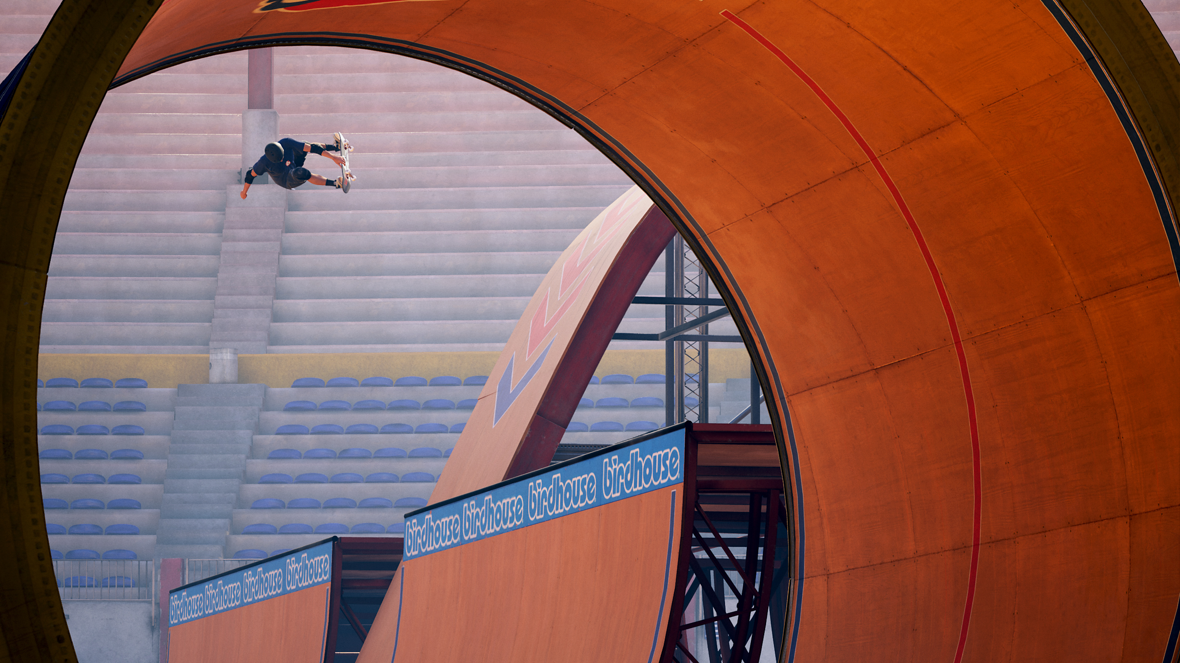 Скриншот №1 к Tony Hawks Pro Skater 1 + 2