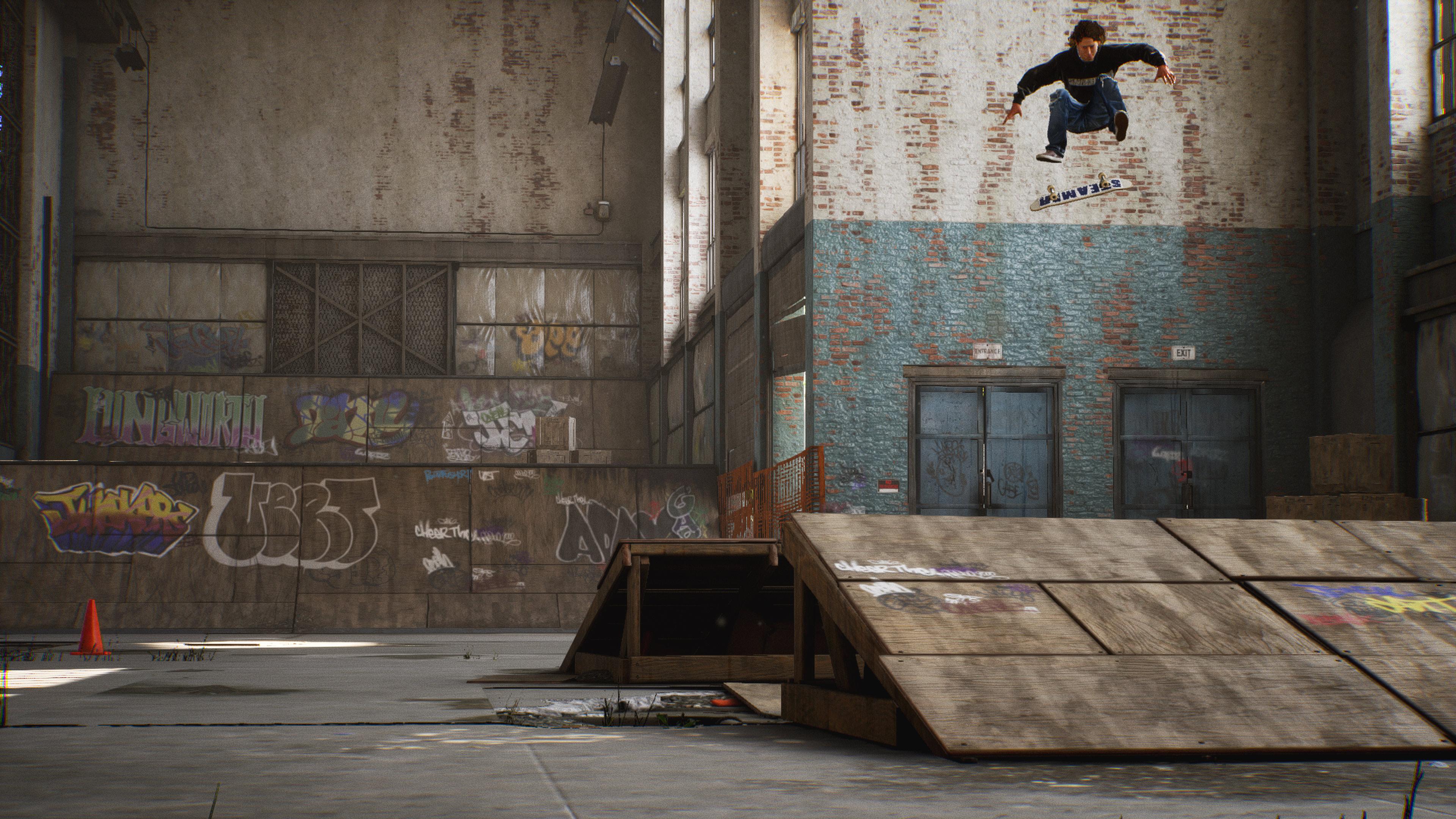 Скриншот №5 к Tony Hawks Pro Skater 1 + 2
