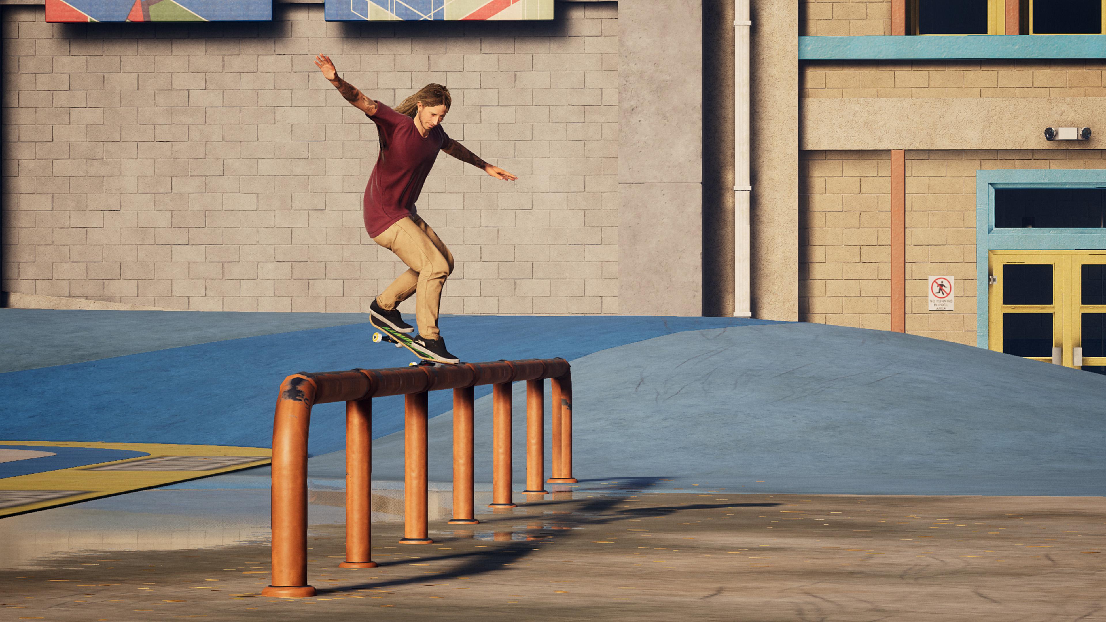 Скриншот №3 к Tony Hawks Pro Skater 1 + 2