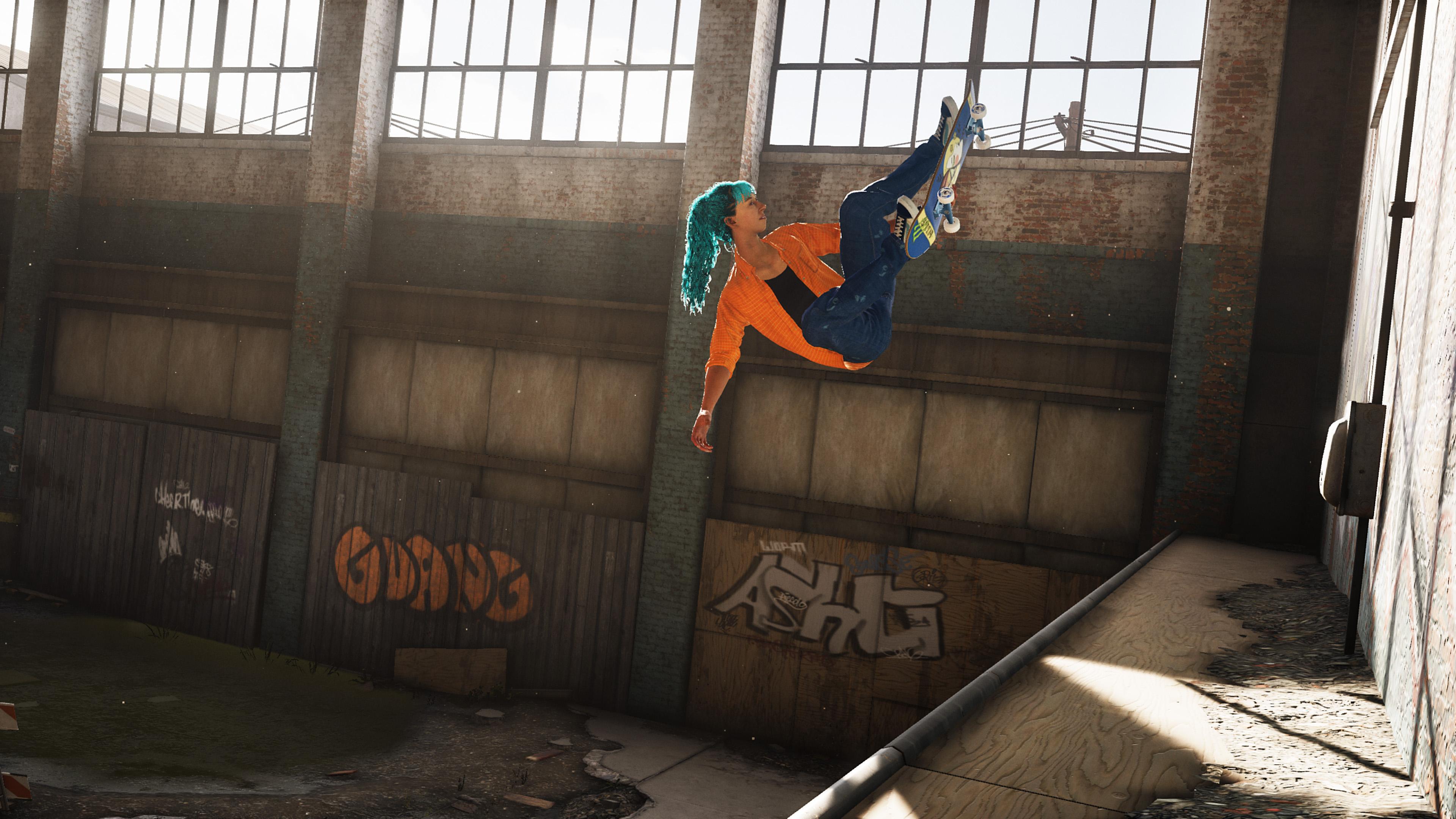 Скриншот №2 к Tony Hawks Pro Skater 1 + 2