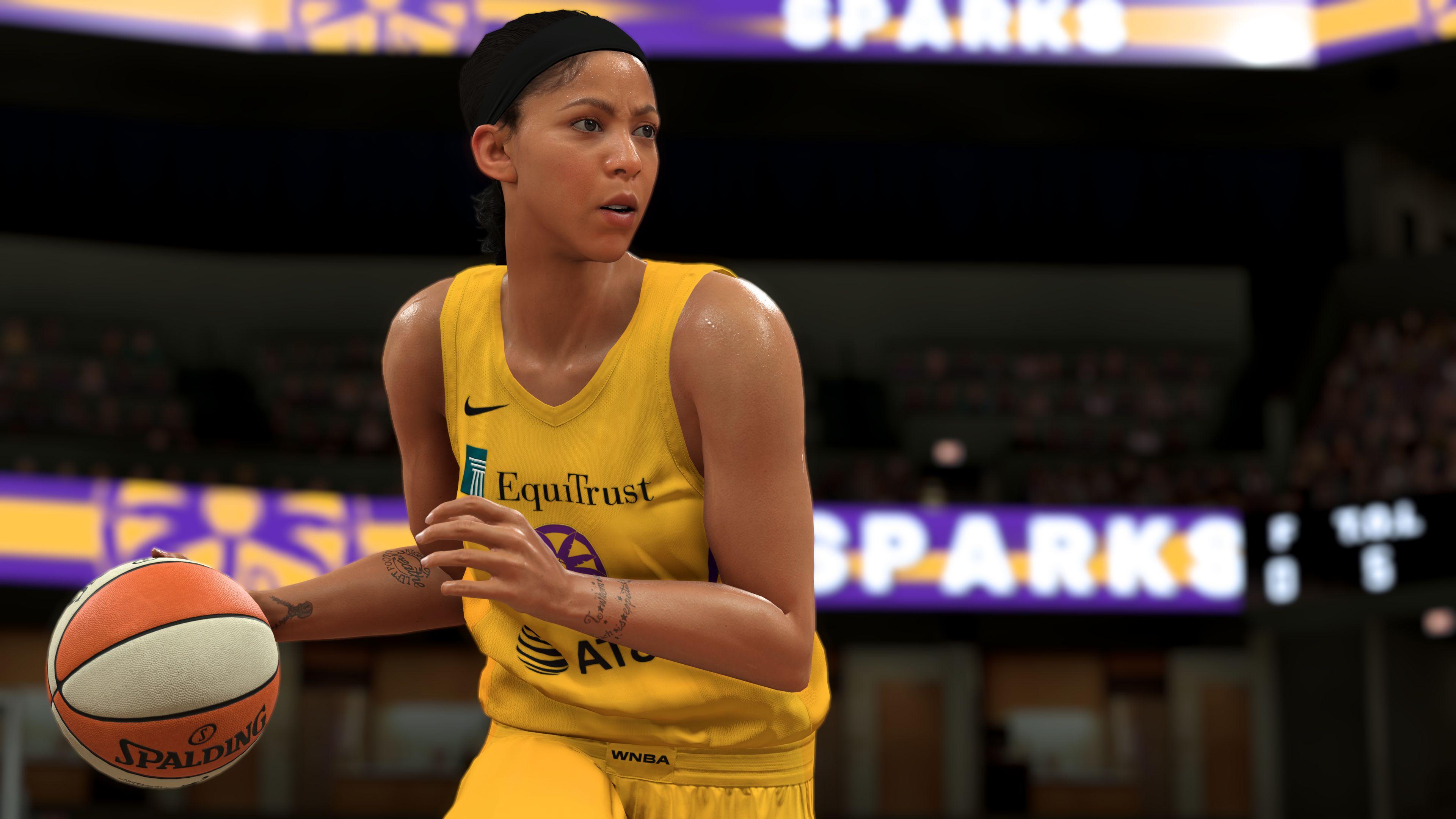 Скриншот №2 к NBA 2K21