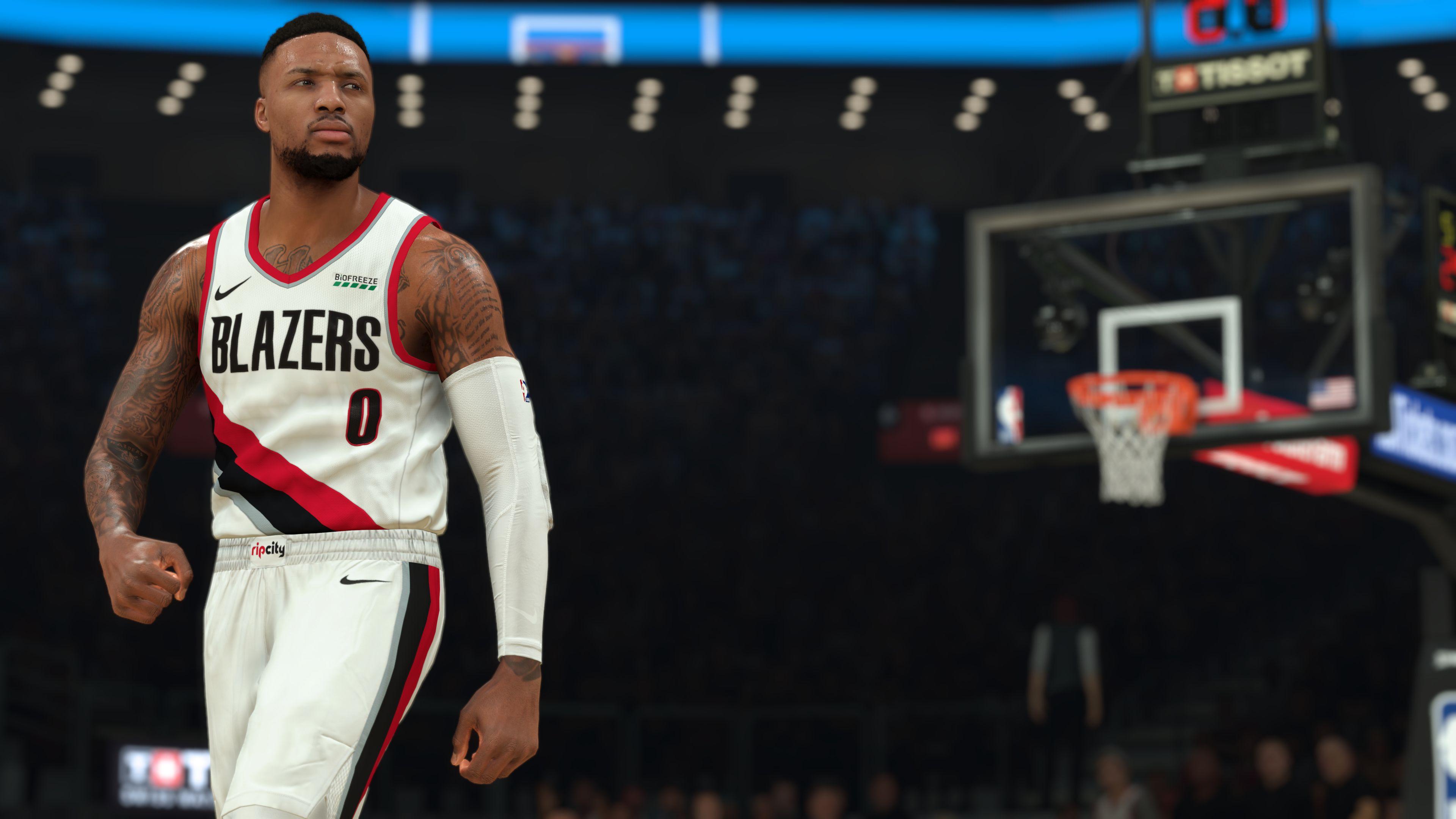 Скриншот №3 к NBA 2K21