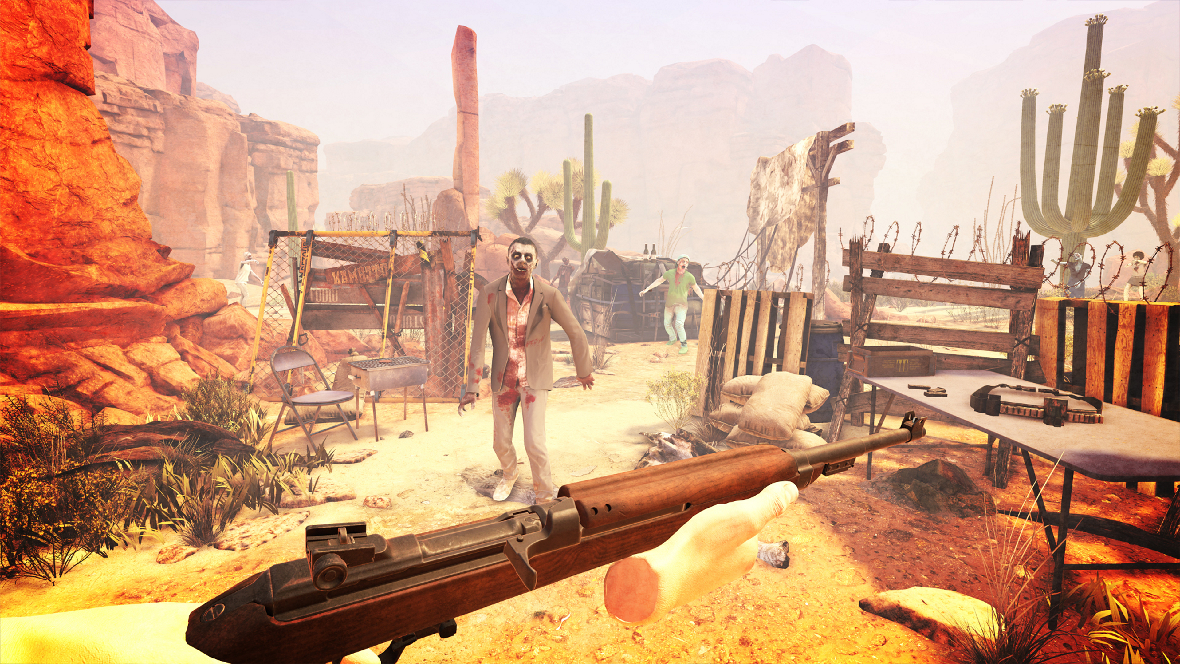 Скриншот №8 к Arizona Sunshine® - Deluxe Edition