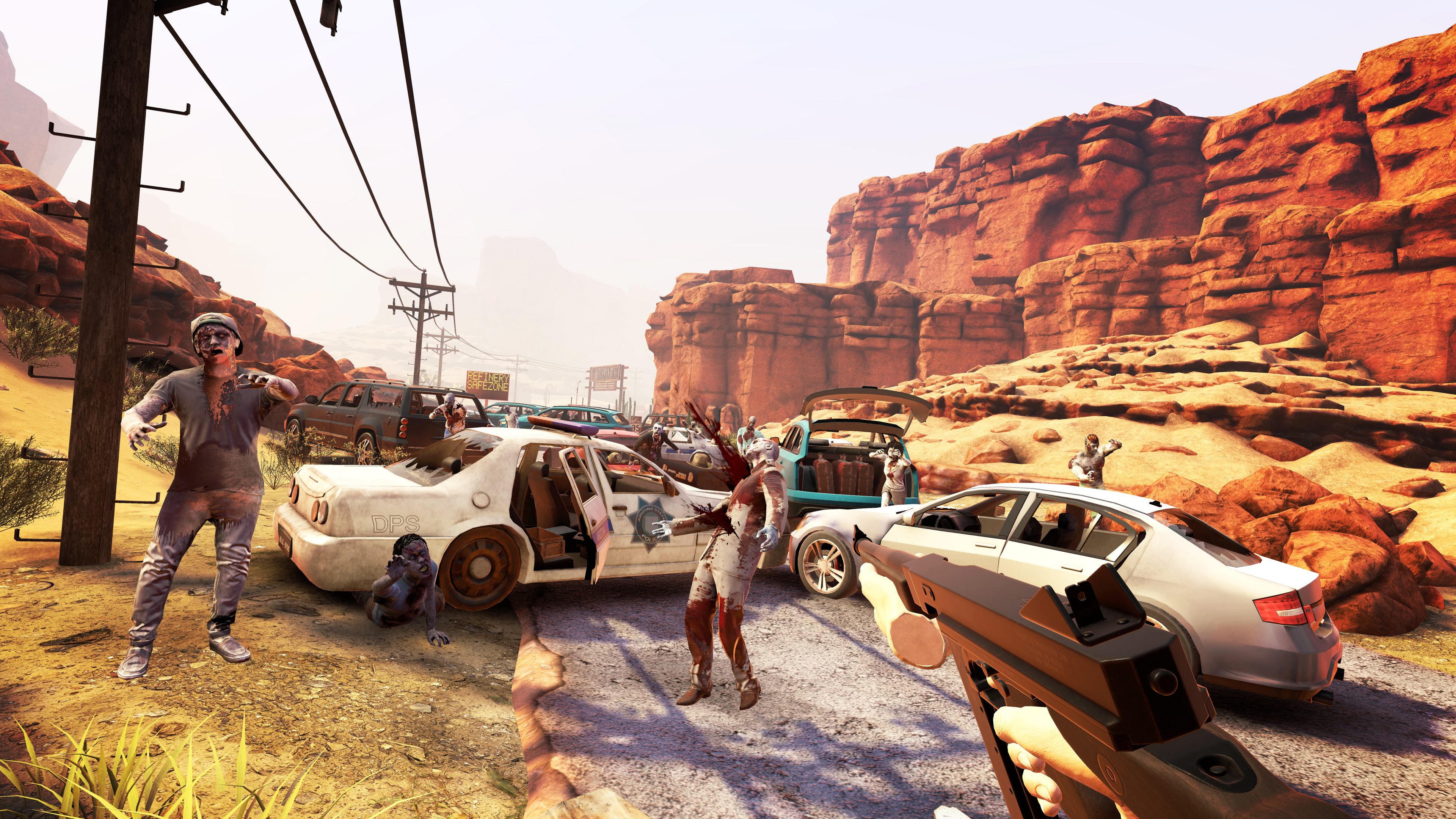 Скриншот №7 к Arizona Sunshine® - Deluxe Edition