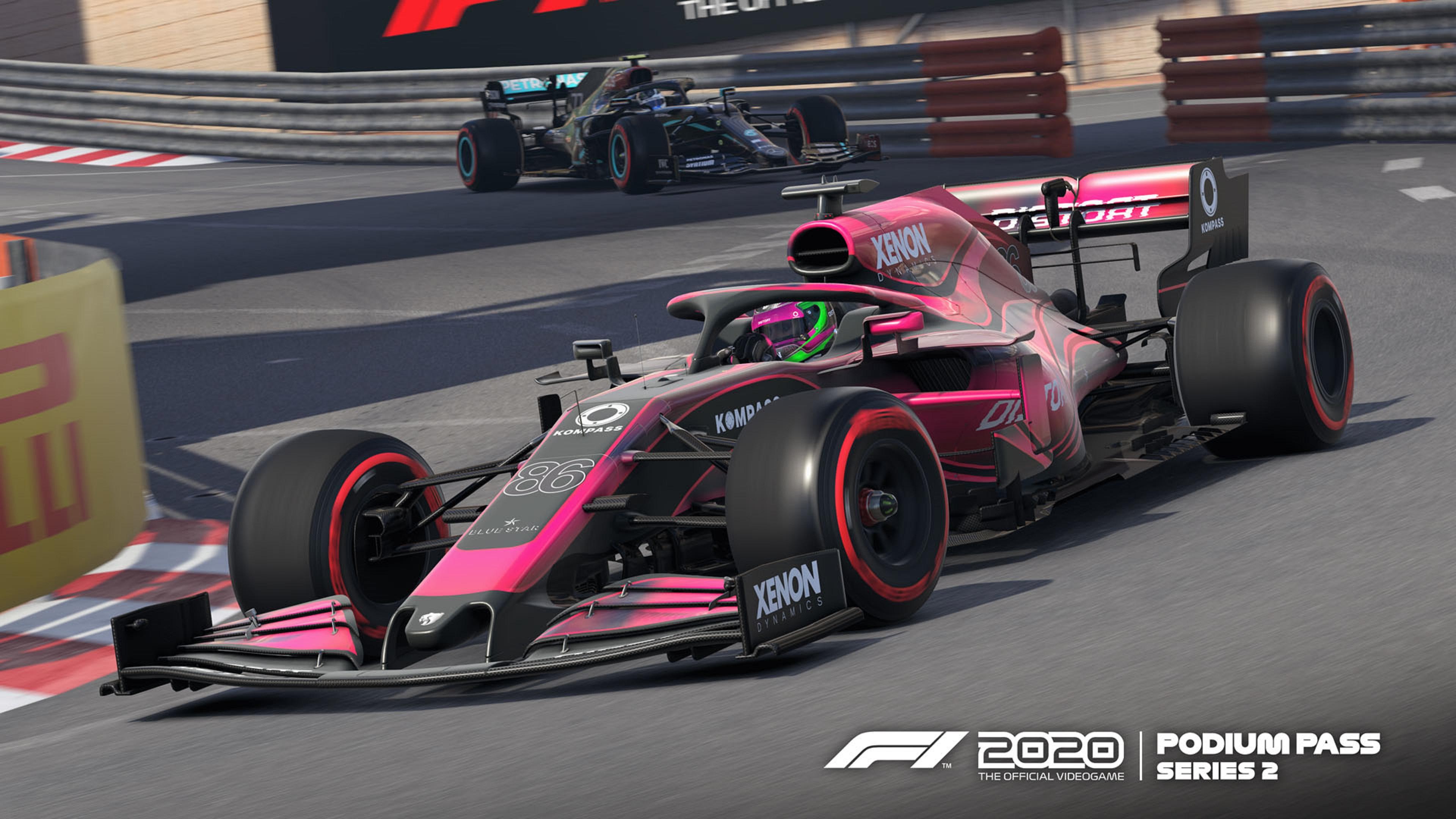 Скриншот №1 к F1 2020