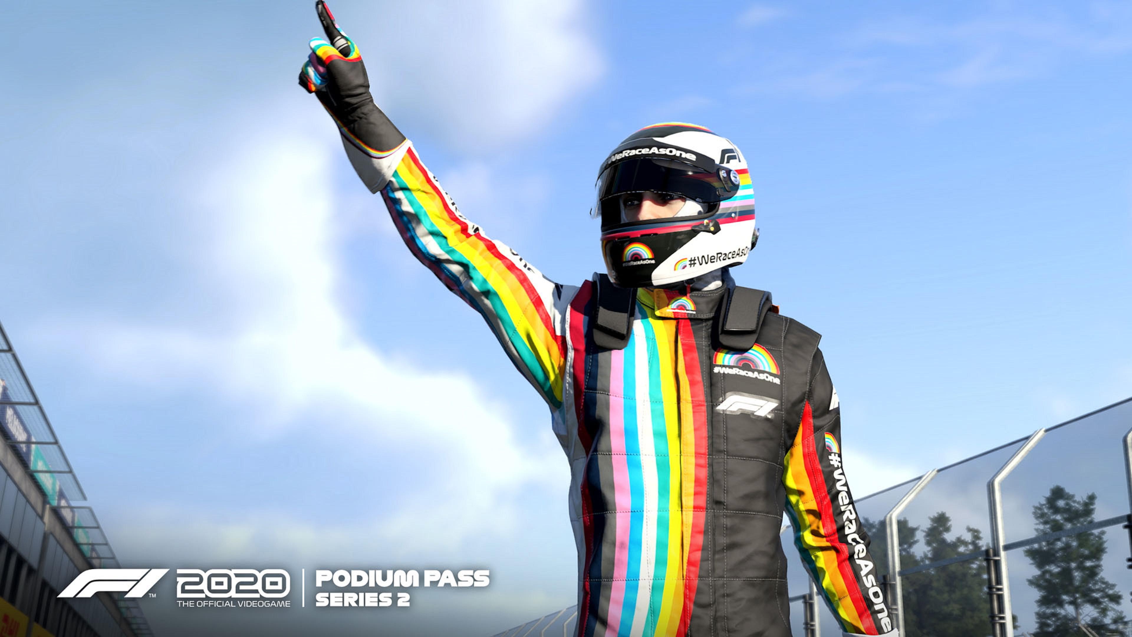 Скриншот №2 к F1 2020