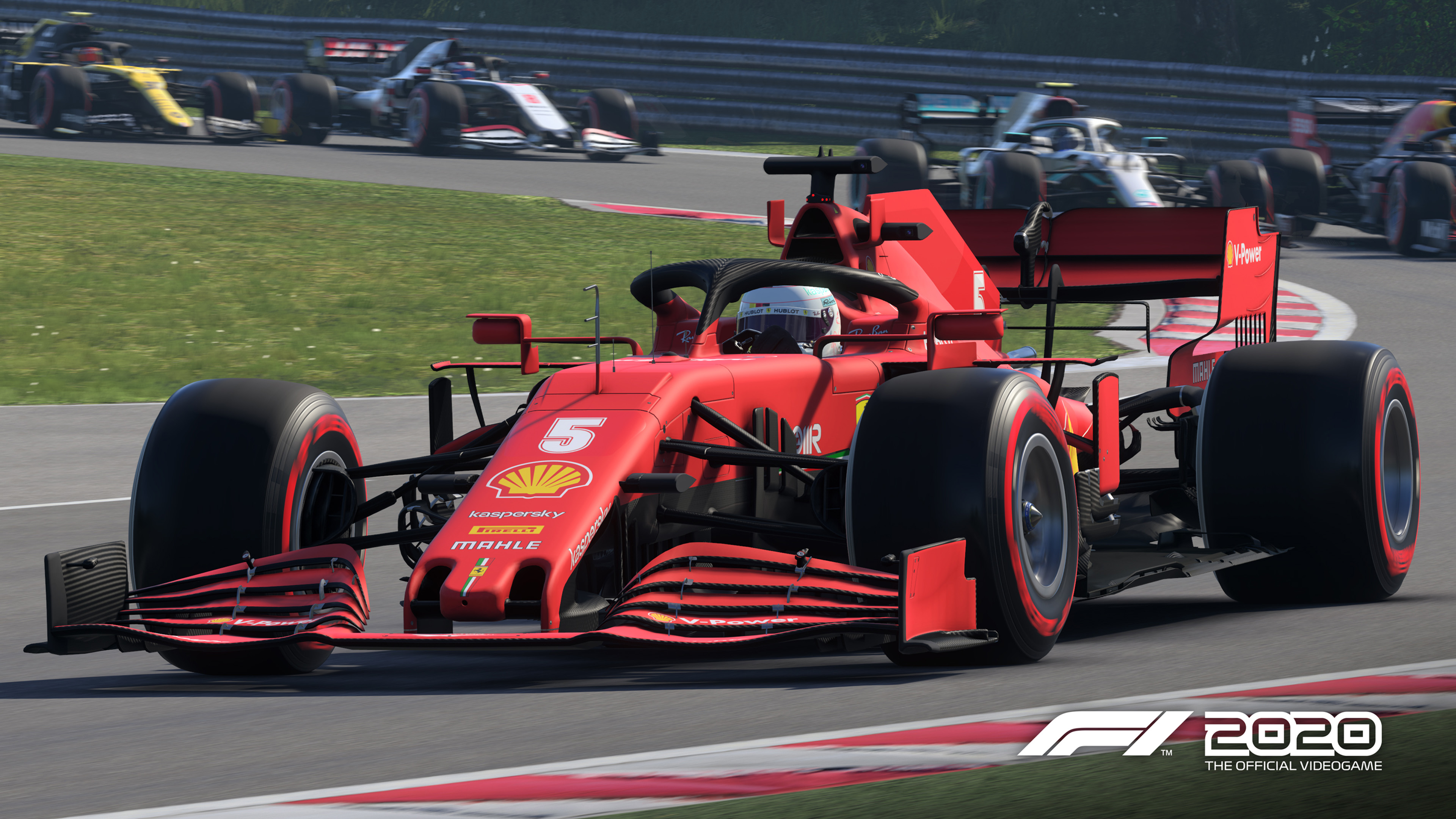 Скриншот №5 к F1 2020