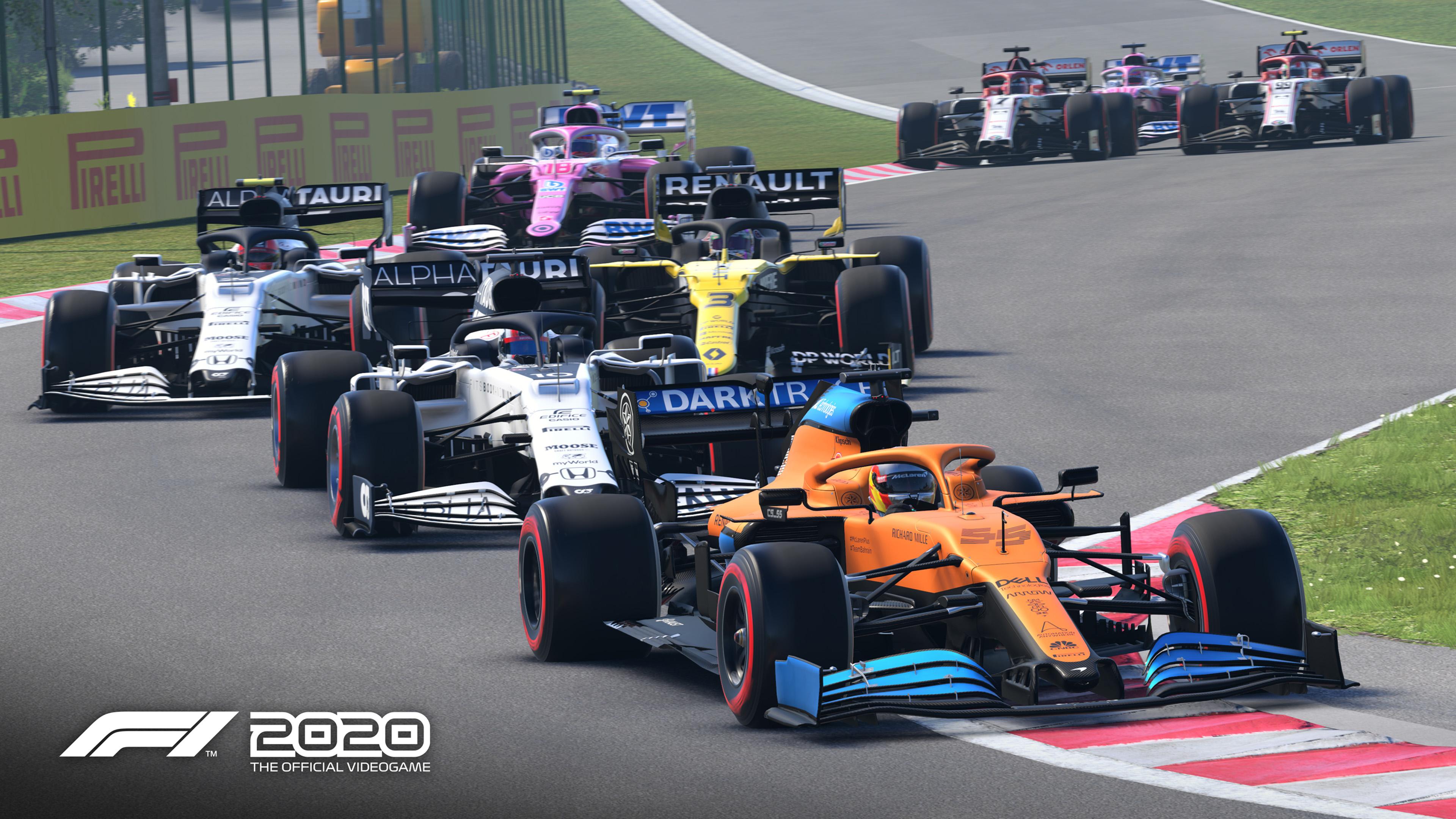Скриншот №6 к F1 2020