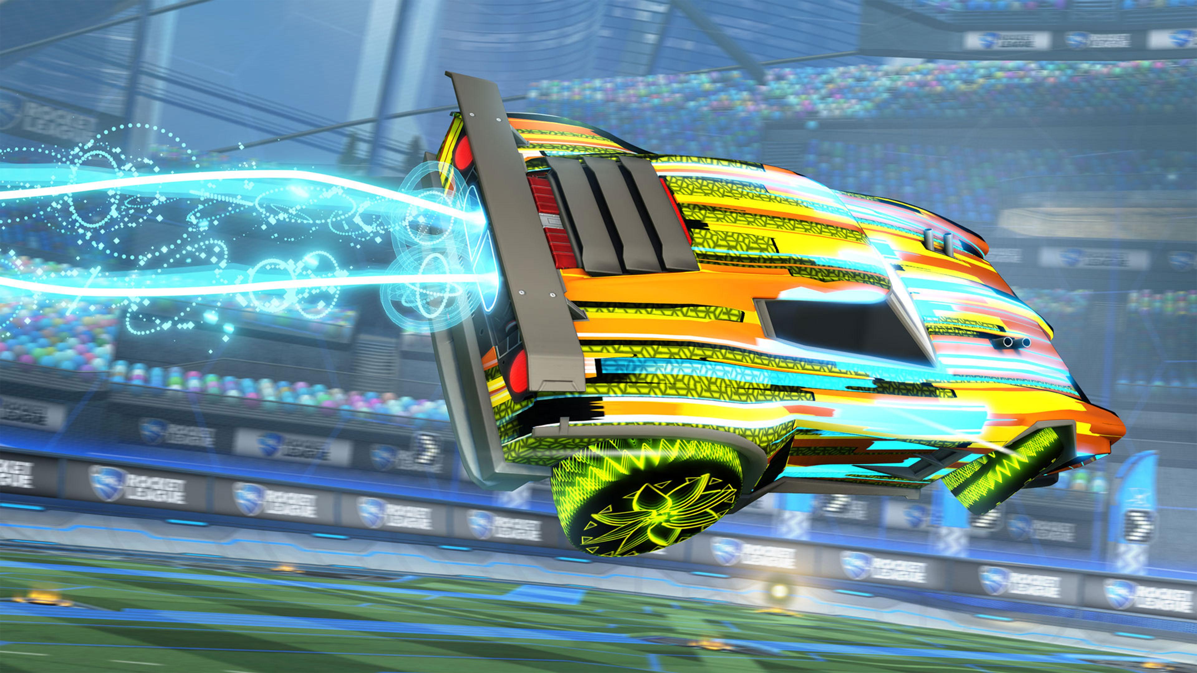 Скриншот №3 к Rocket League