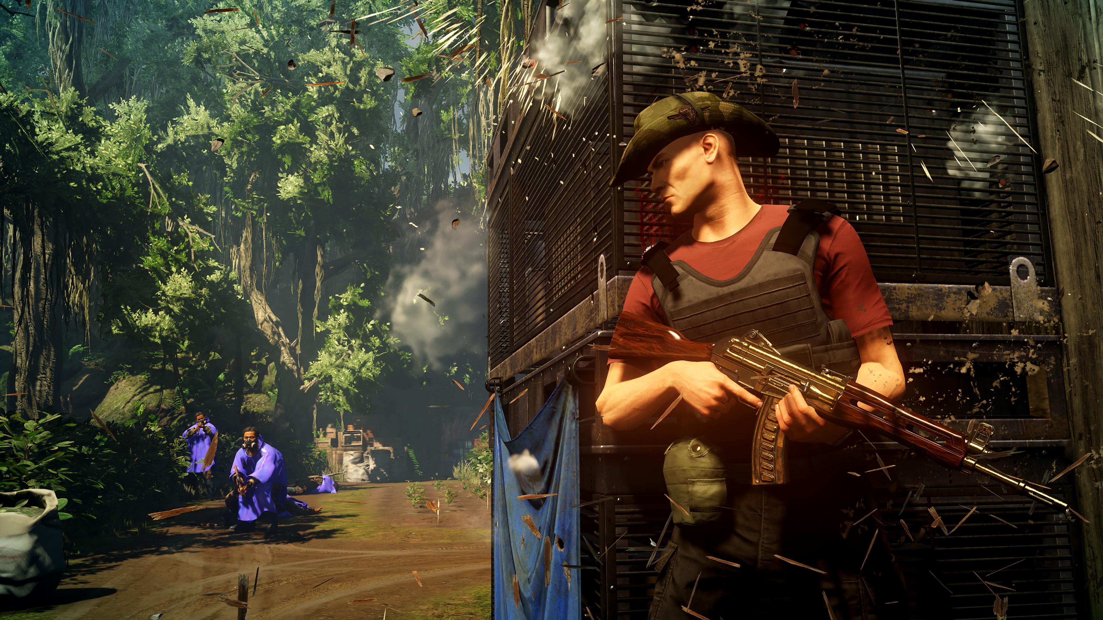 Скриншот №8 к HITMAN 2 - Золотое издание