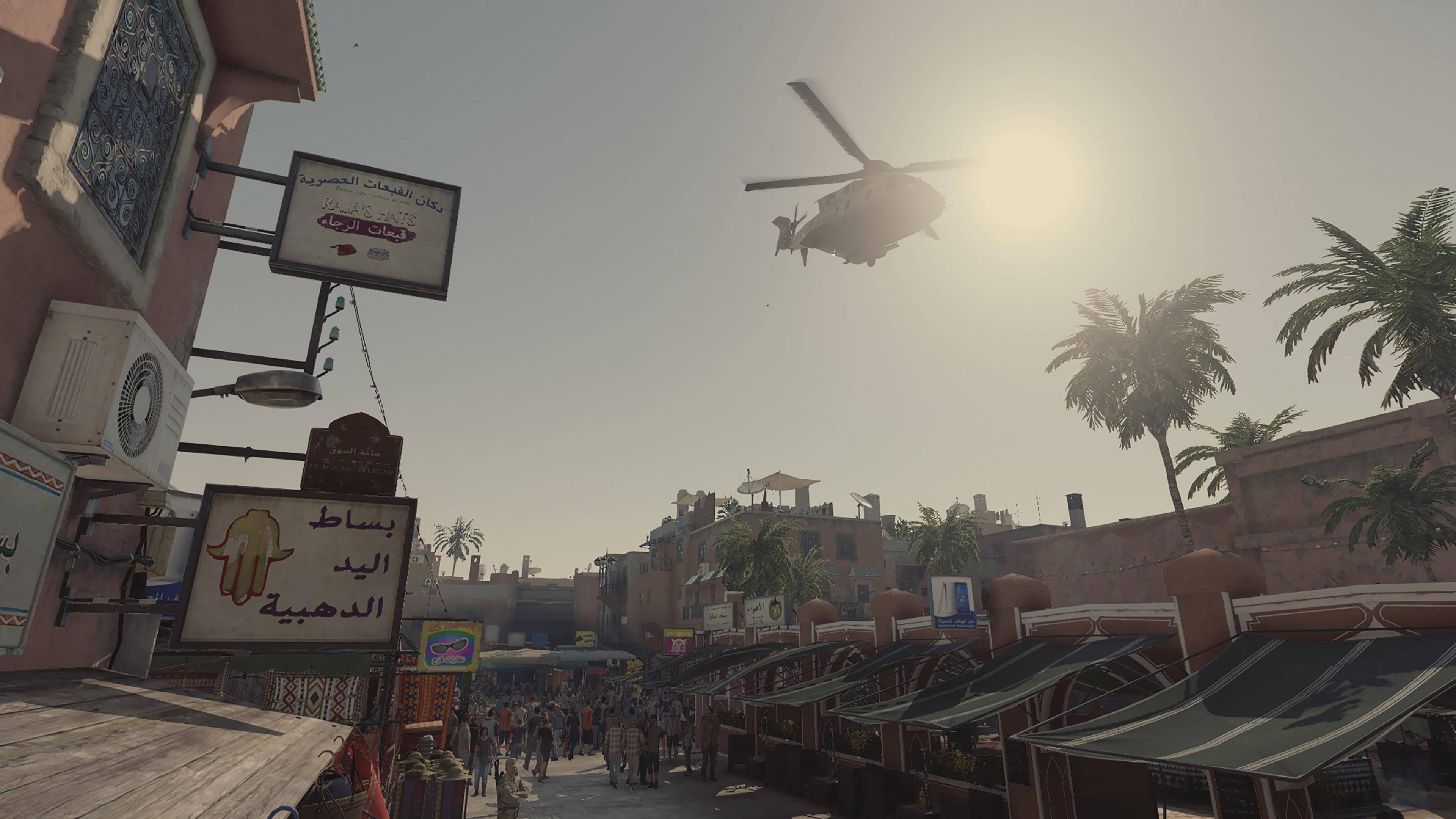 Скриншот №2 к HITMAN издание «Игра года»