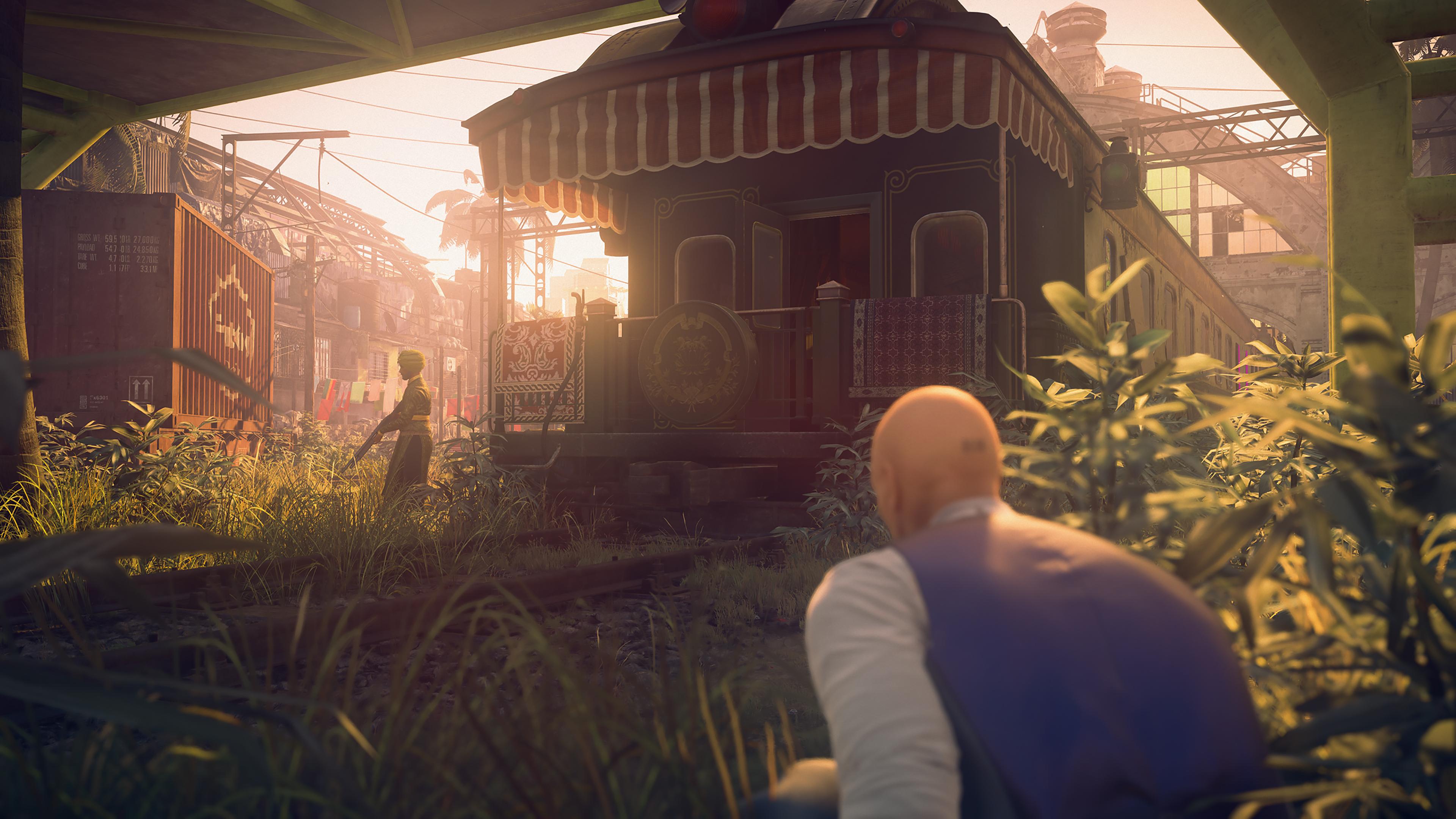 Скриншот №5 к HITMAN 2 - Золотое издание