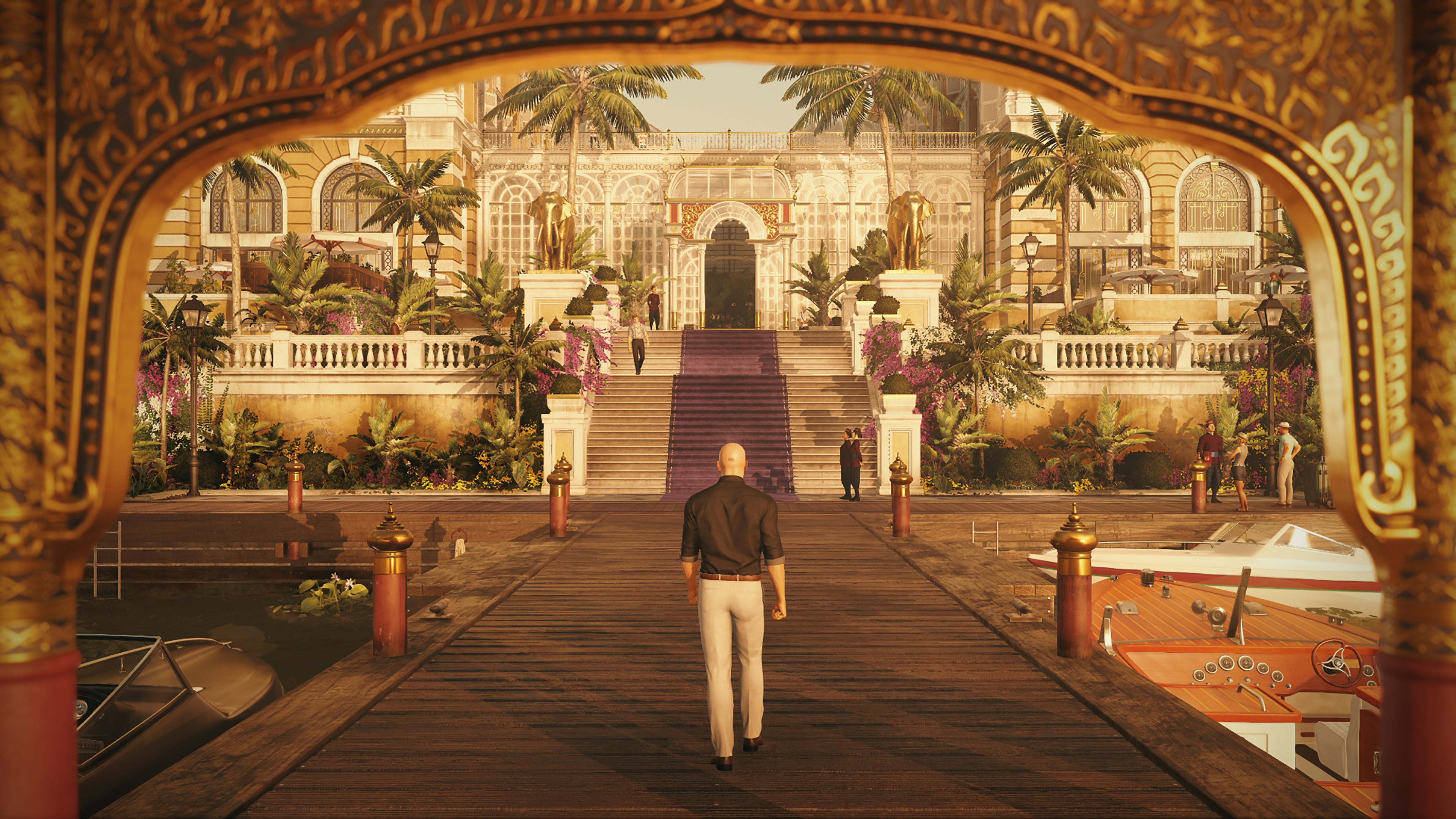 Скриншот №4 к HITMAN издание «Игра года»