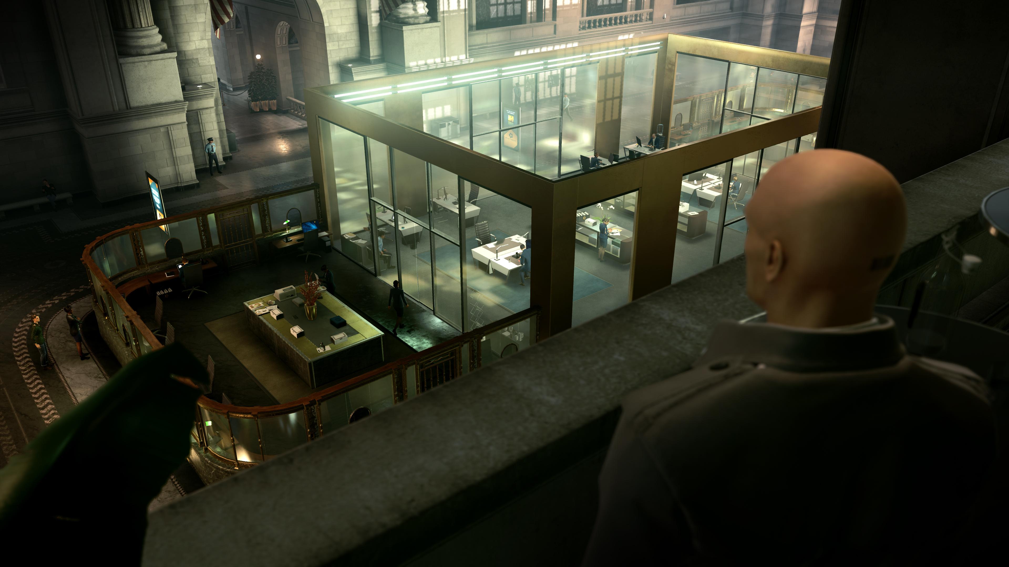 Скриншот №3 к HITMAN 2 - Золотое издание