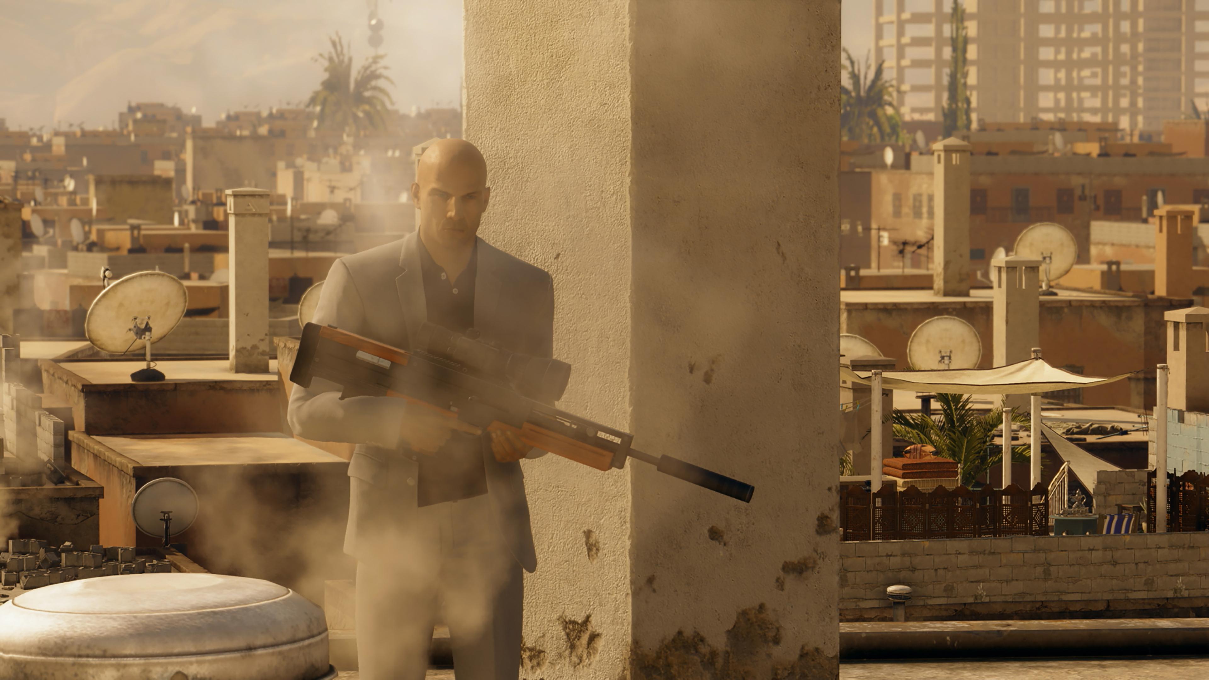 Скриншот №6 к HITMAN издание «Игра года»