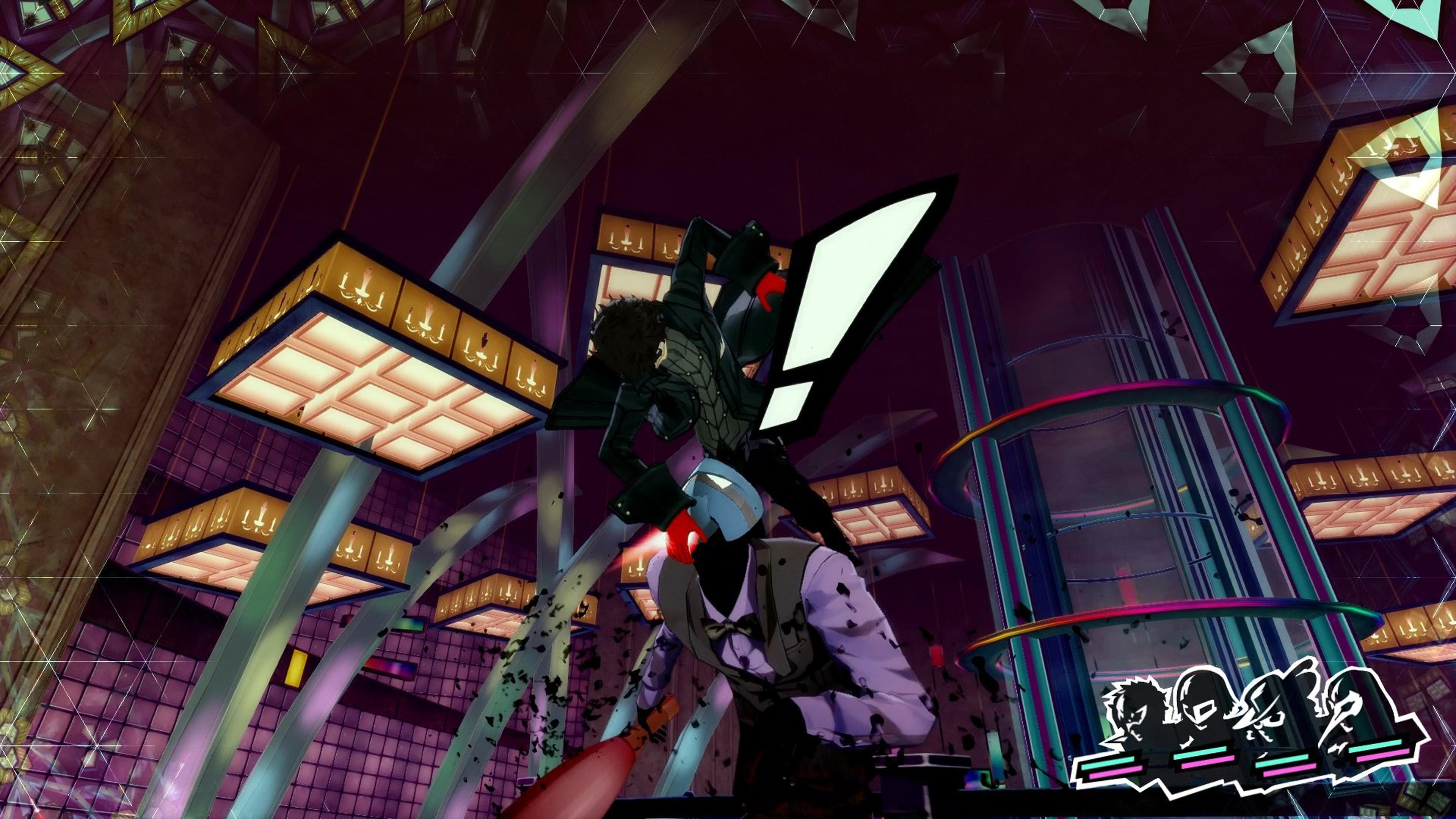 Скриншот №8 к Persona5 Royal