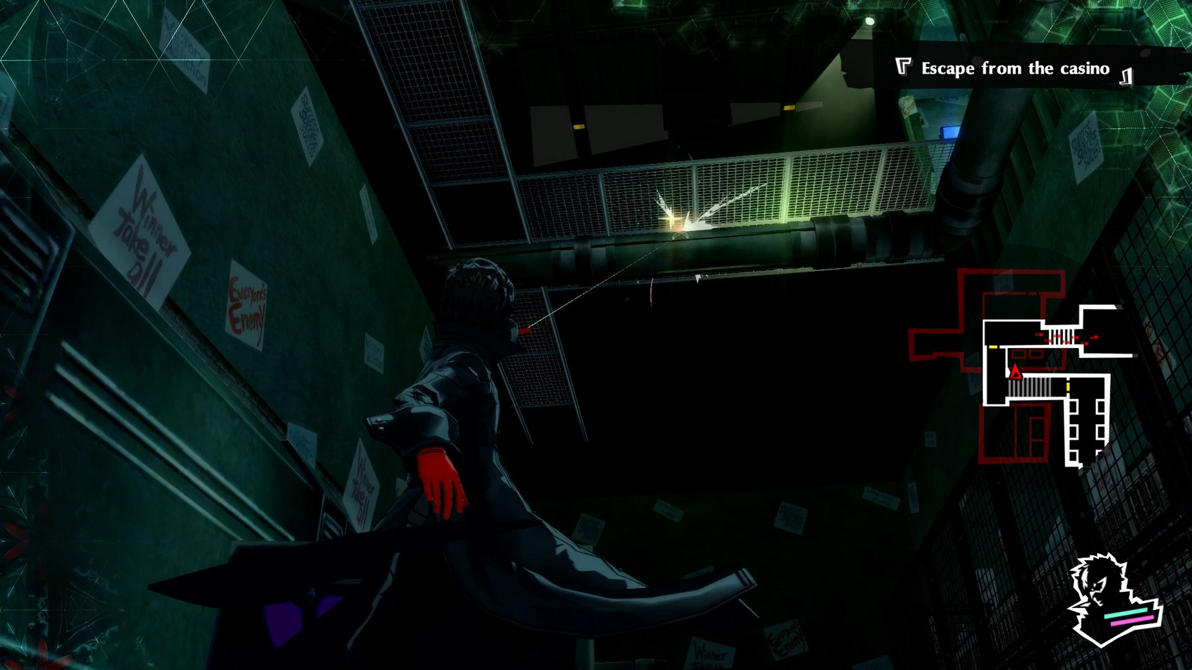 Скриншот №4 к Persona5 Royal