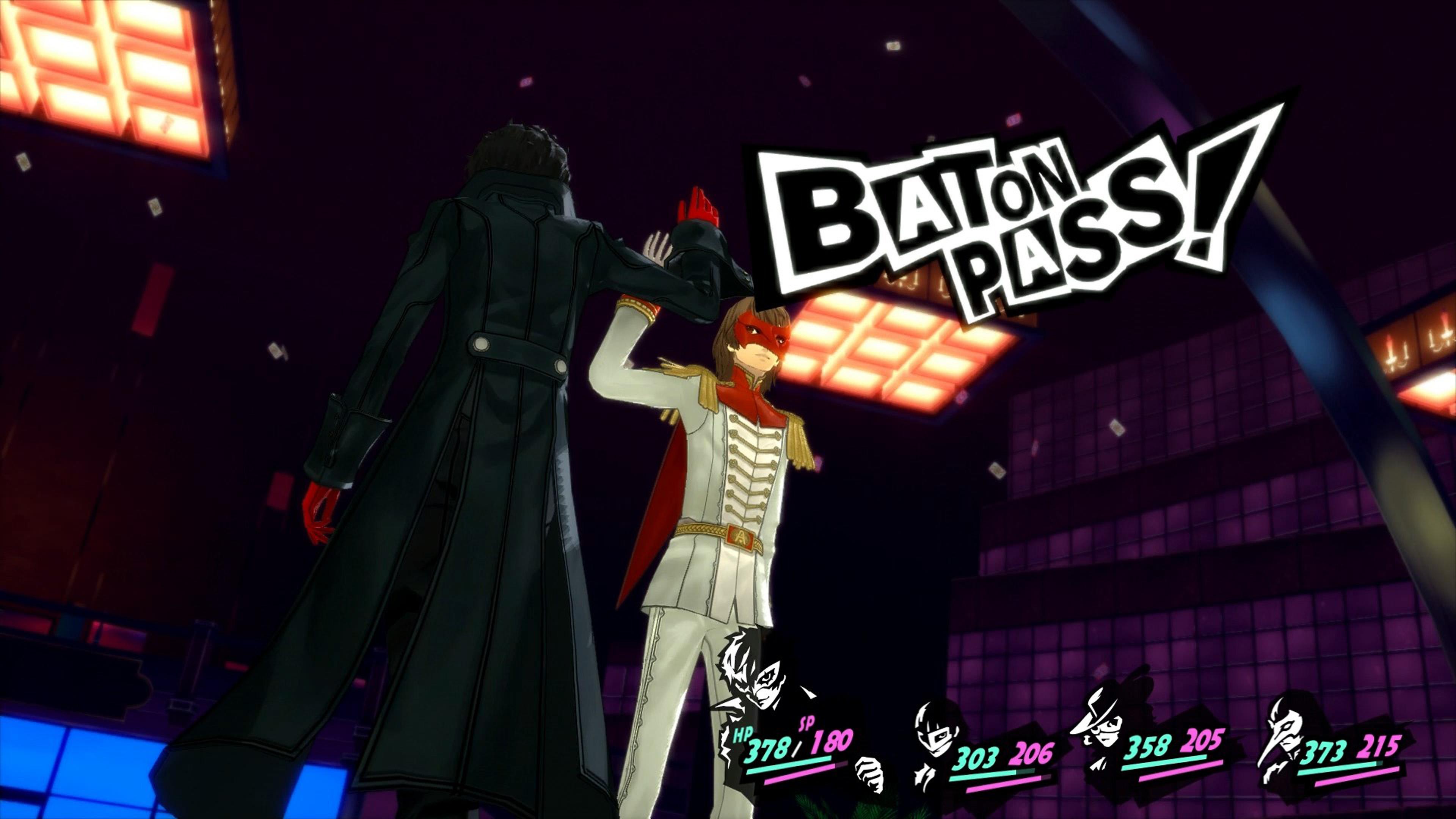 Скриншот №1 к Persona5 Royal