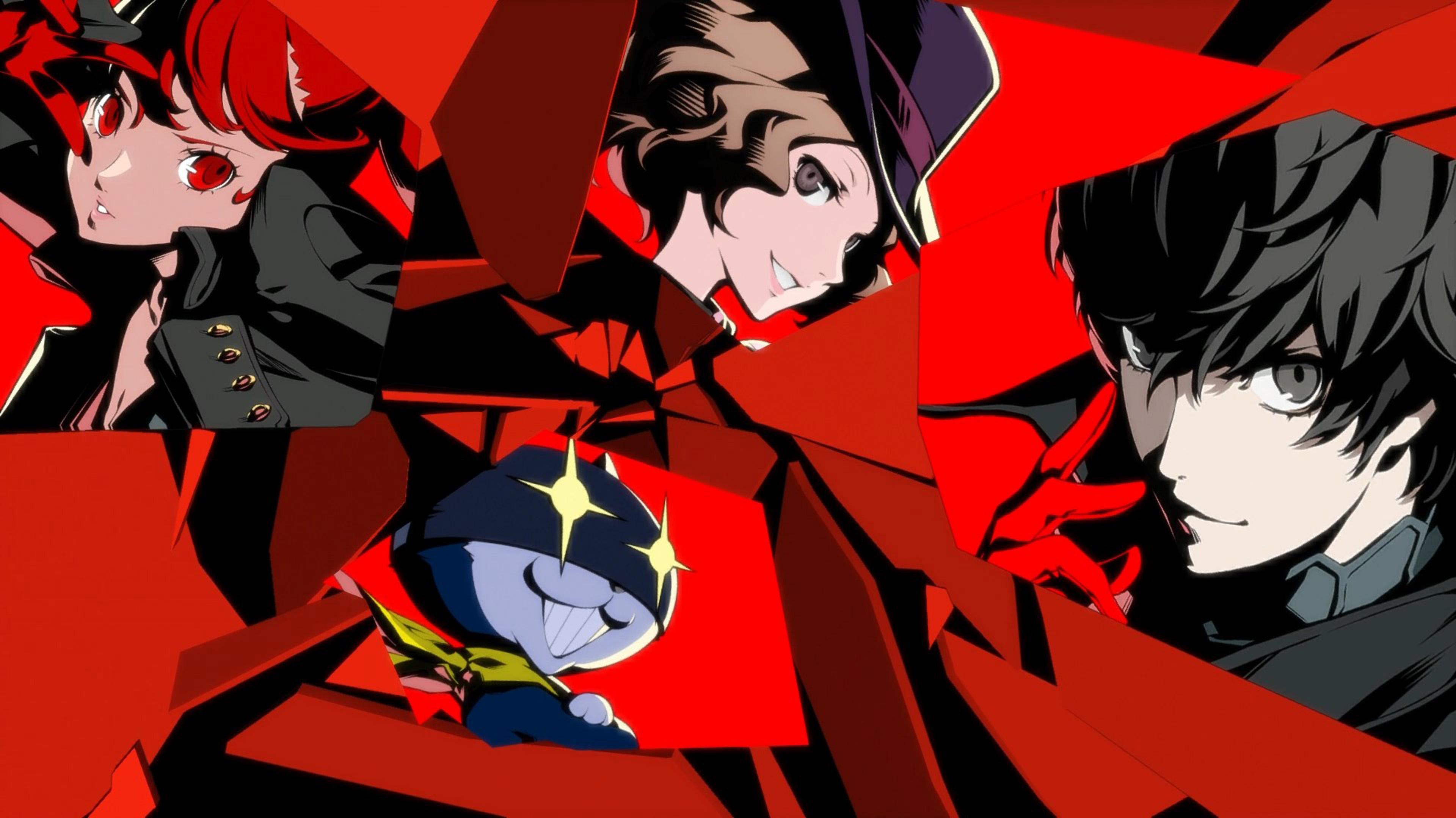 Скриншот №2 к Persona5 Royal