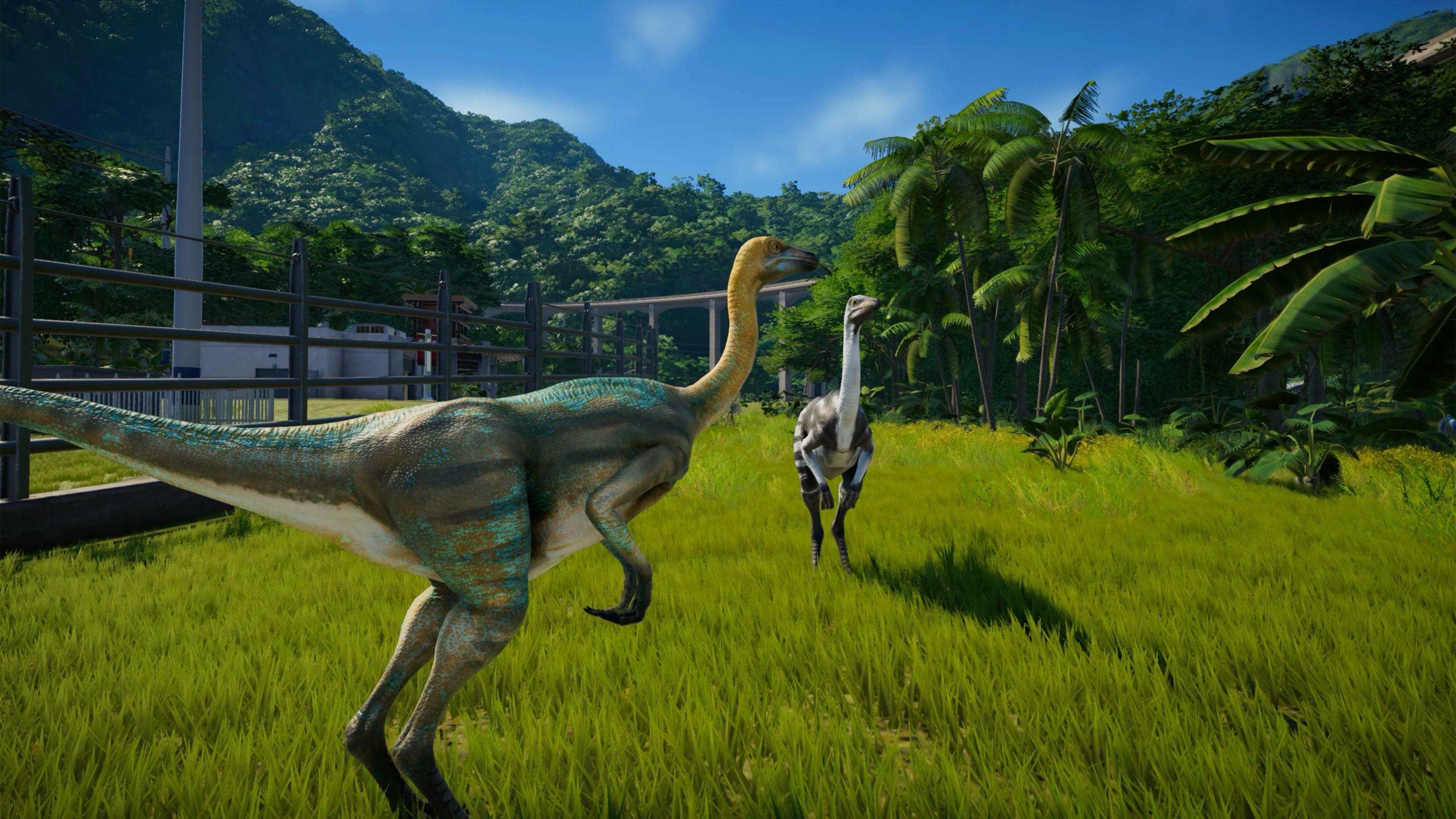Скриншот №7 к Jurassic World Evolution