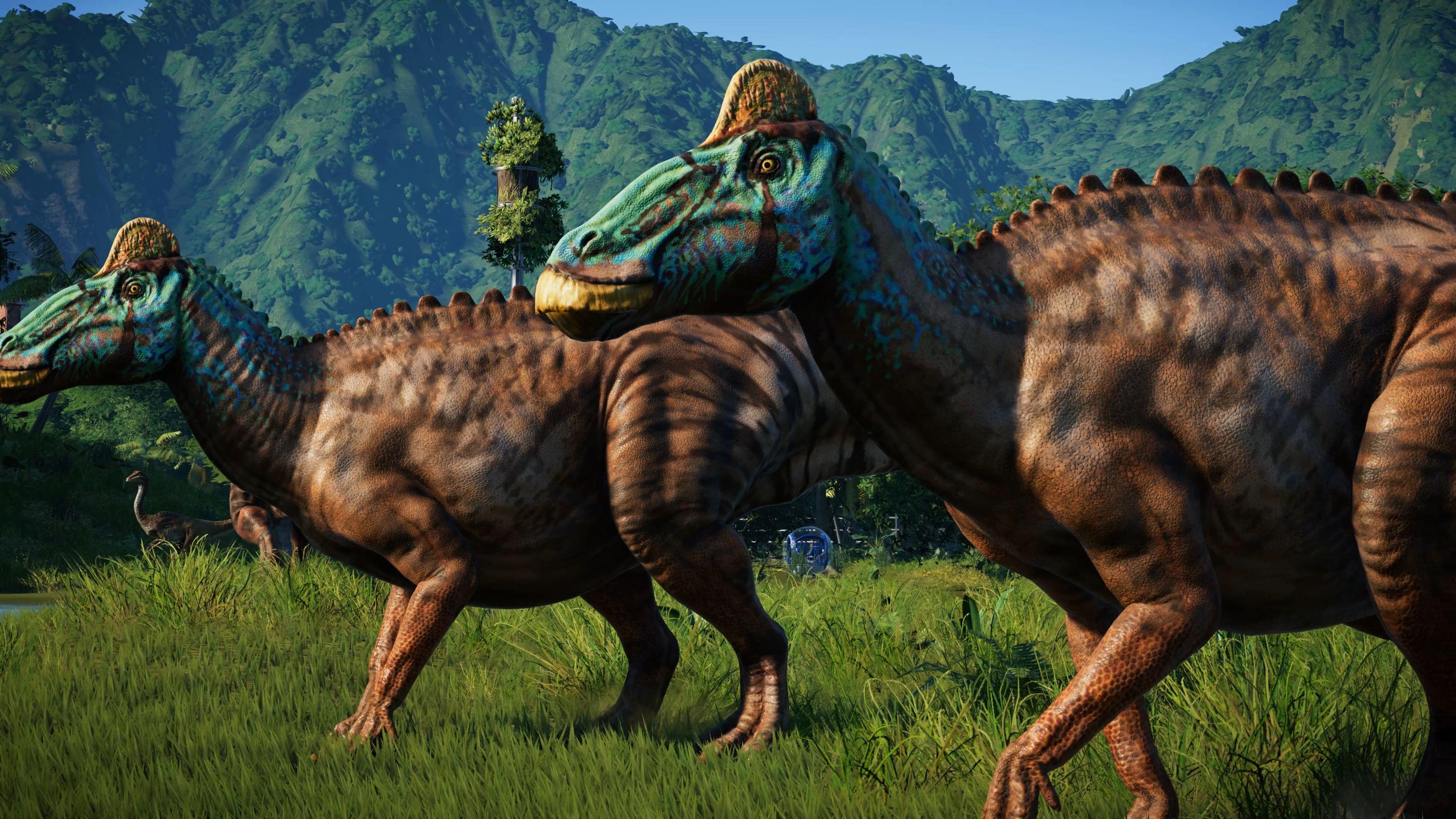 Скриншот №9 к Jurassic World Evolution
