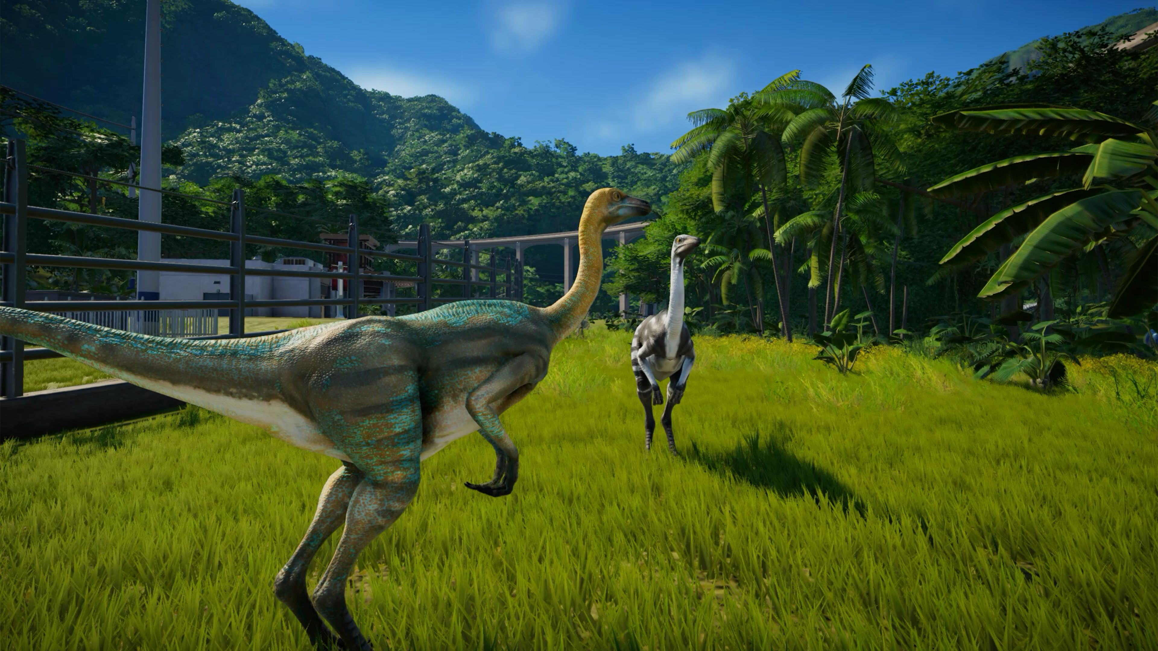 Скриншот №9 к Jurassic World Evolution издание «Парк Юрского периода»