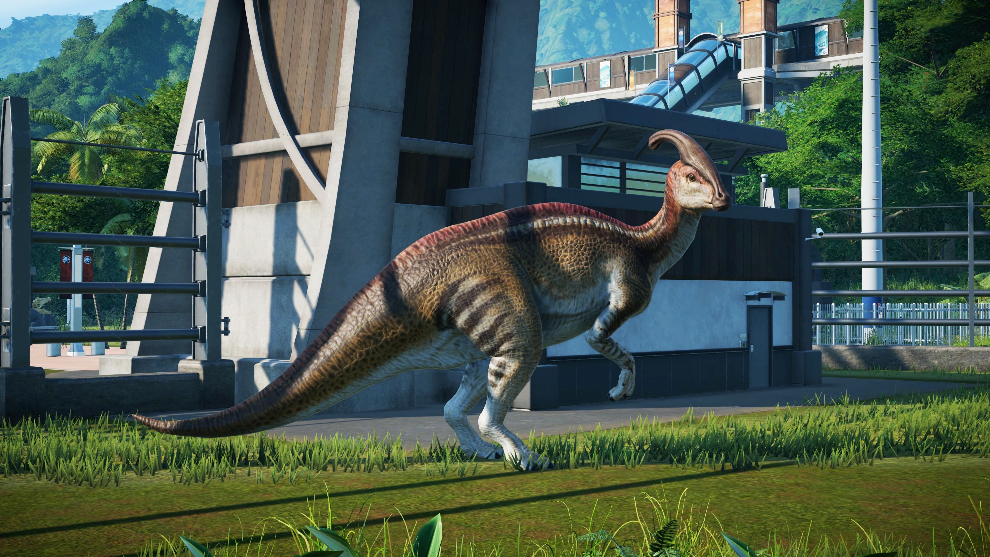 Скриншот №6 к Jurassic World Evolution издание «Парк Юрского периода»