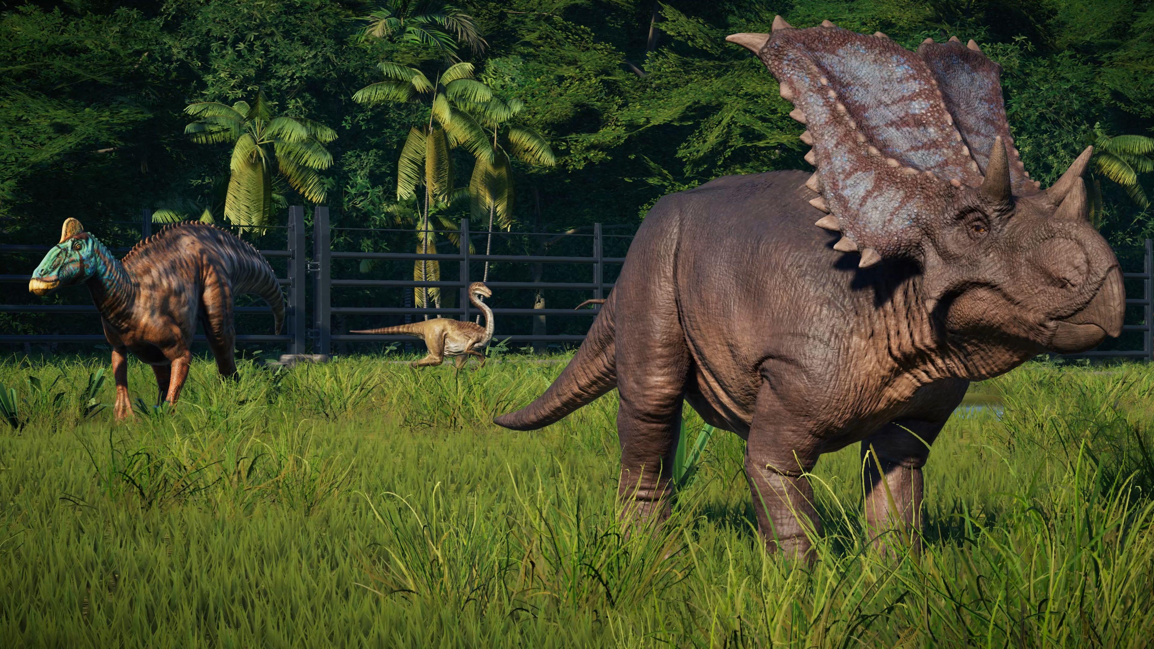 Скриншот №7 к Jurassic World Evolution издание «Парк Юрского периода»