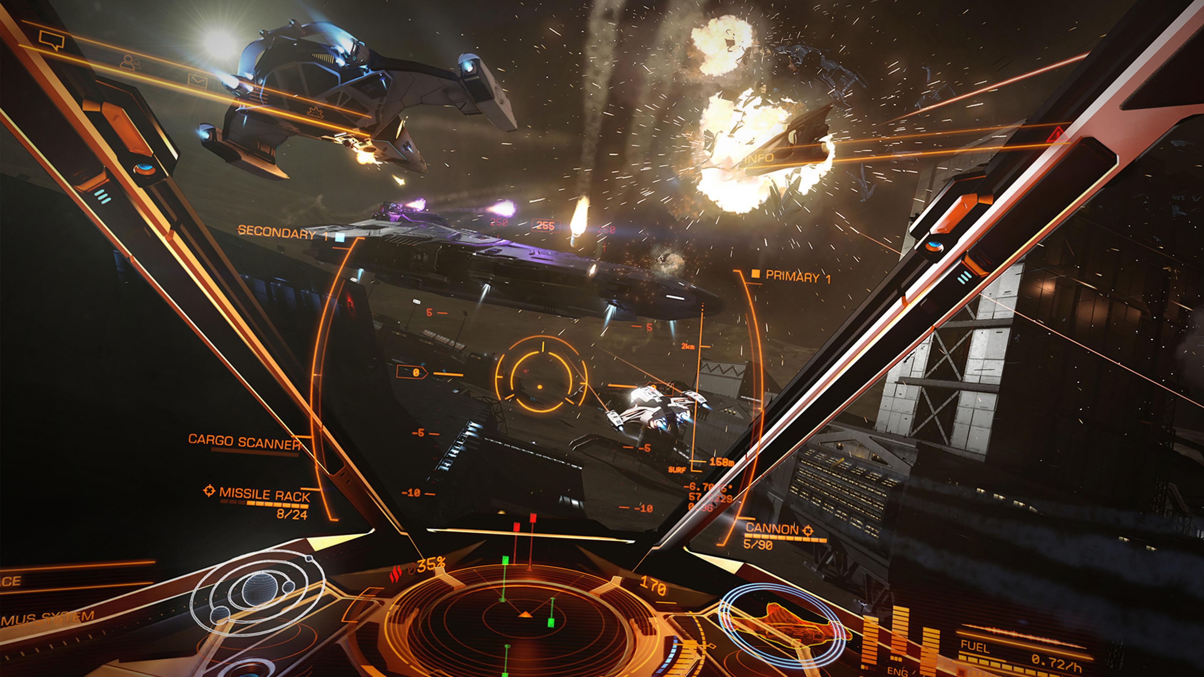 Скриншот №8 к Elite Dangerous