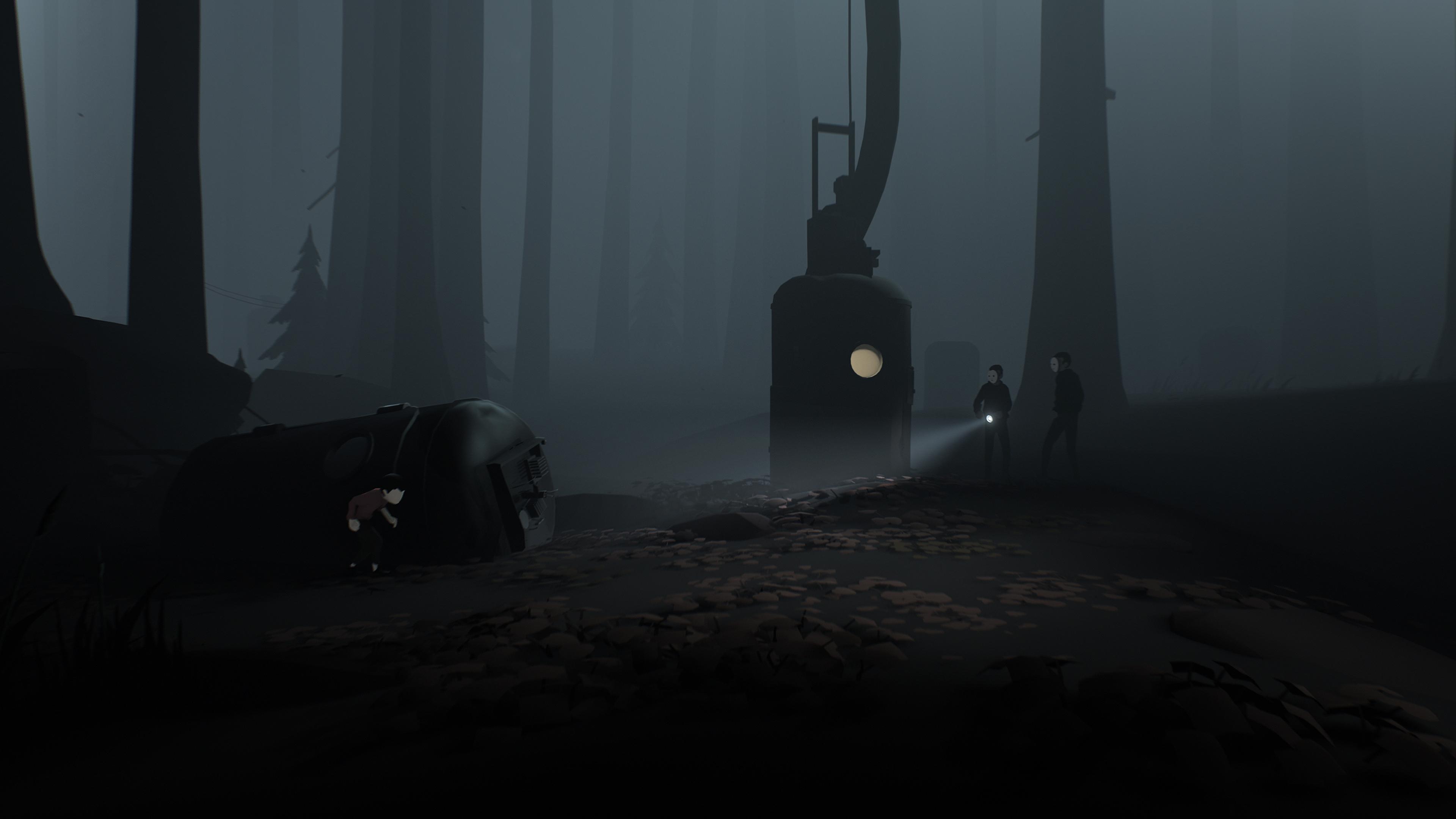 Скриншот №1 к INSIDE