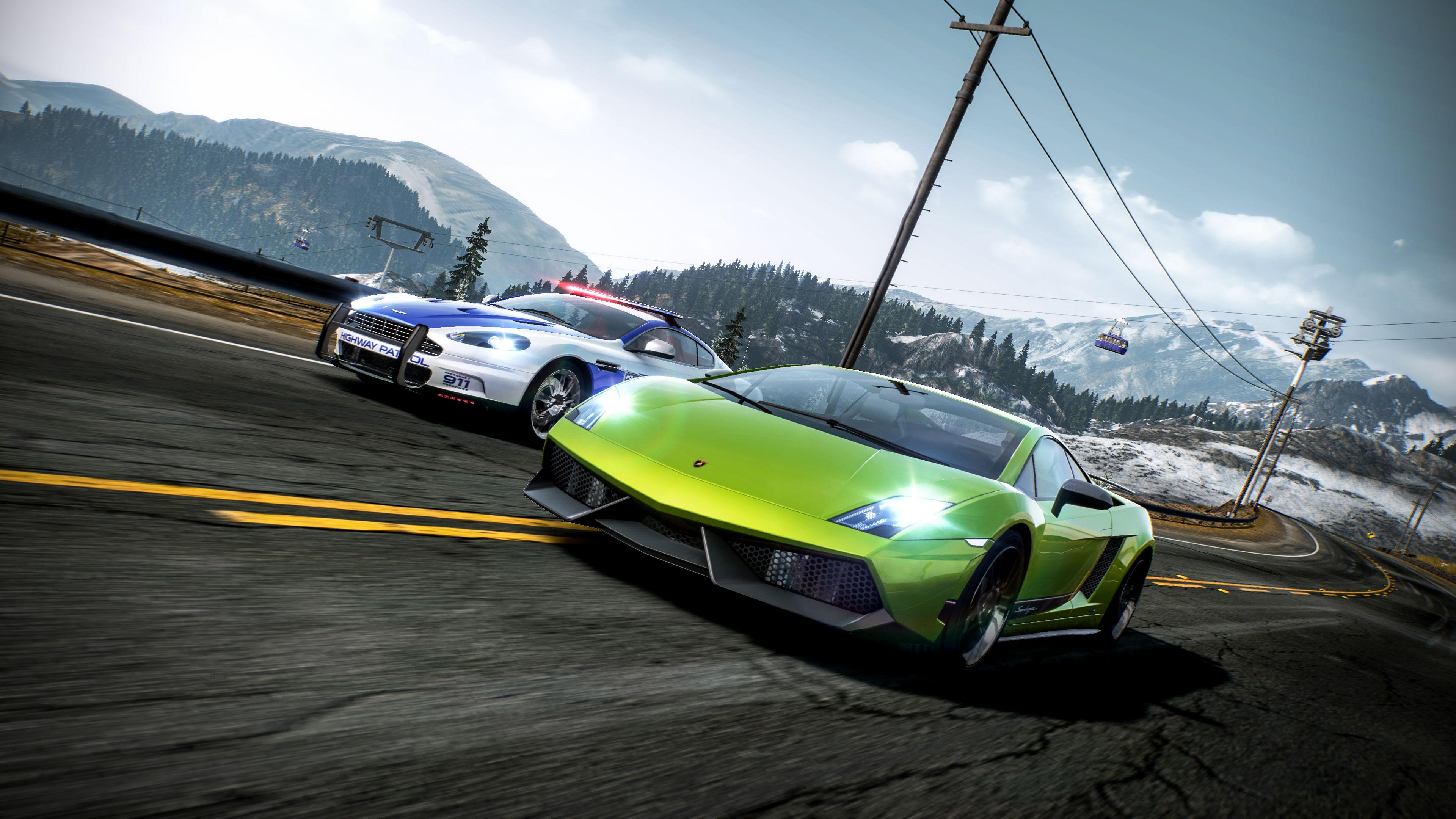 Скриншот №6 к Need for Speed Hot Pursuit Remastered